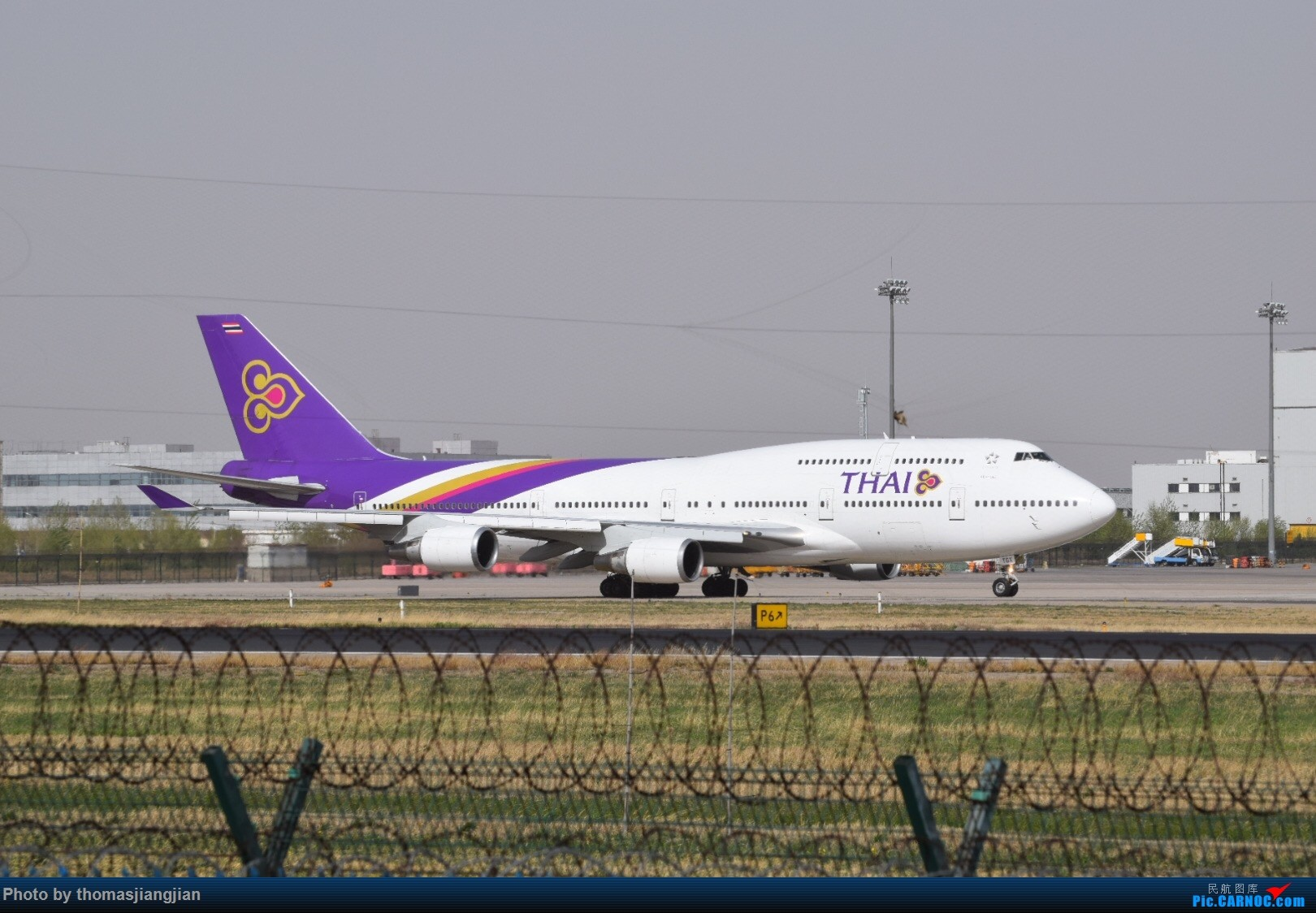 Re:[原创]继续探索铁匠营 BOEING 747-400
