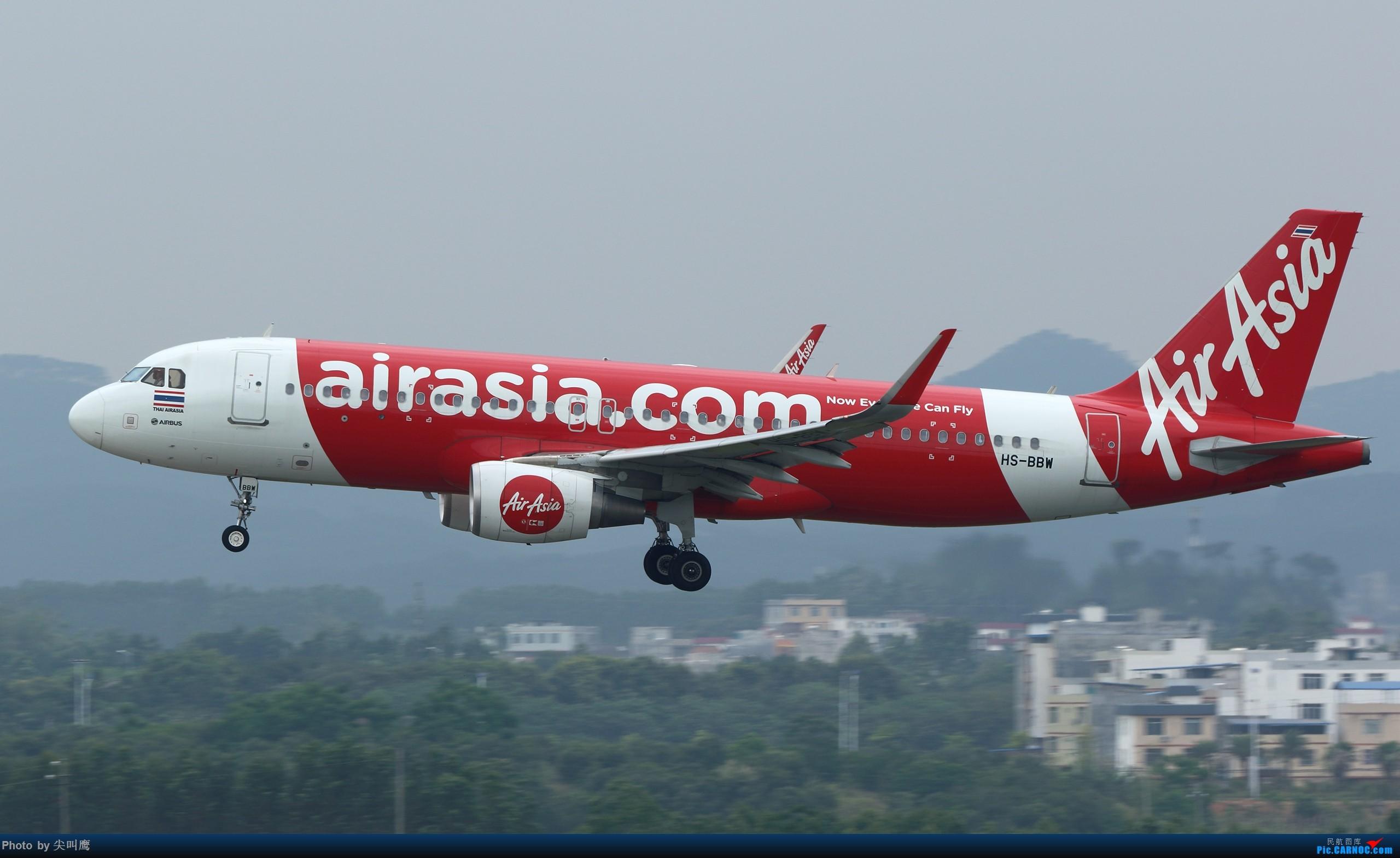 Re:[原创]NNG的亚航小合集 AIRBUS A320 HS-BBW