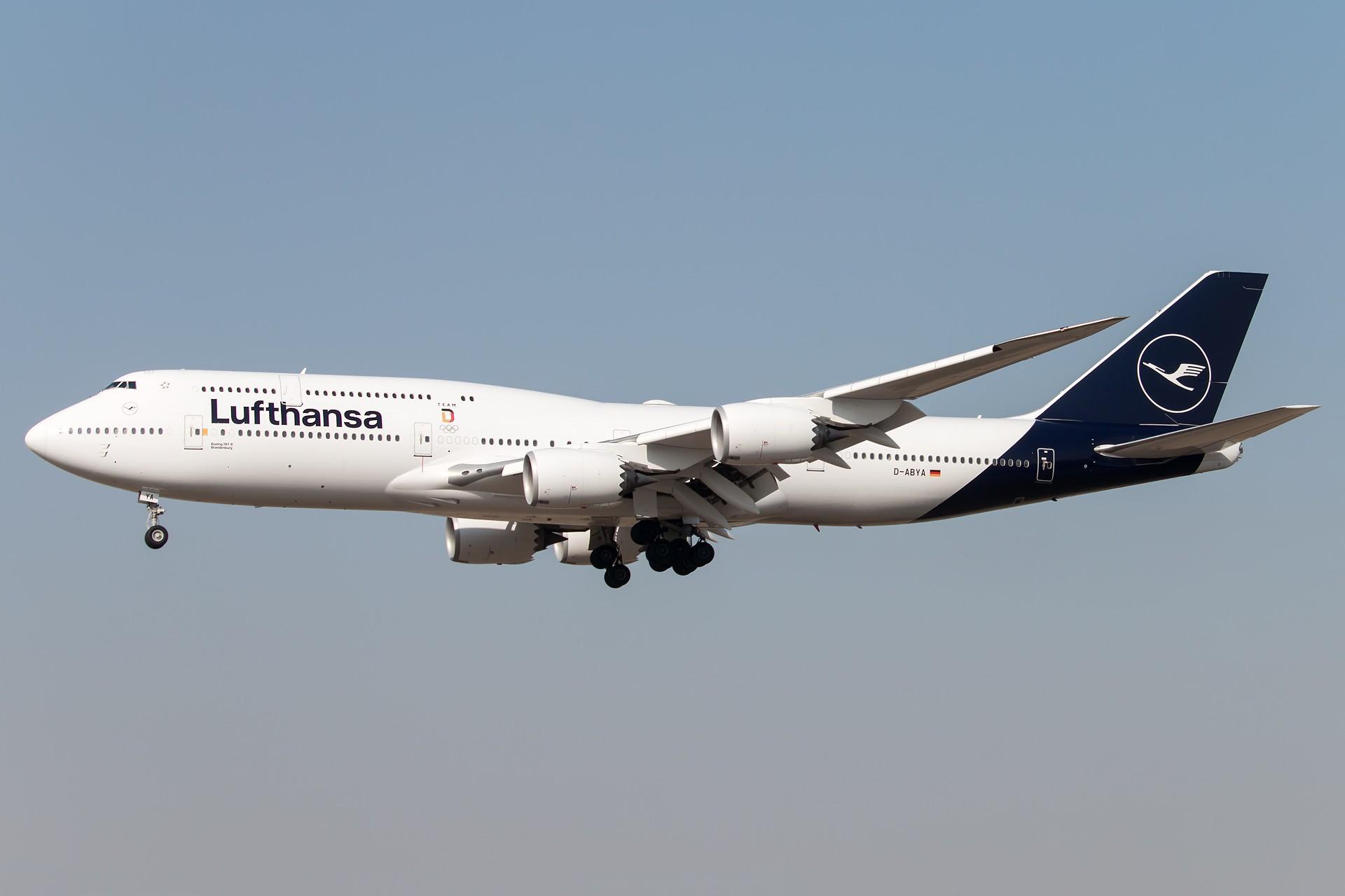 [原创]杂图 1920*1280 [5P] BOEING 747-830 D-ABYA 中国北京首都国际机场
