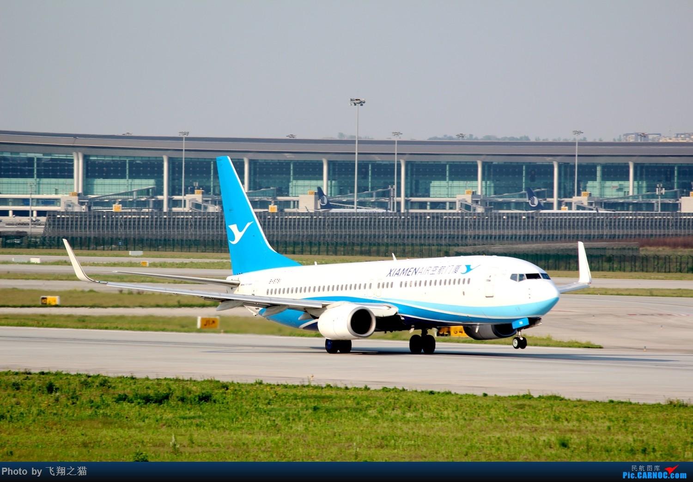 [原创]CKG拍机(2018首战3跑,不为好货,只求过瘾) BOEING 737-800 B-5791 重庆江北国际机场