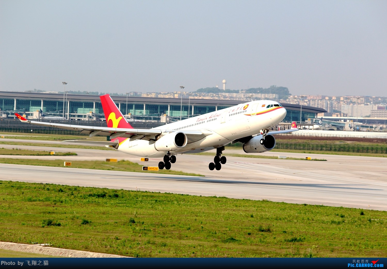 Re:[原创]CKG拍机(2018首战3跑,不为好货,只求过瘾) AIRBUS A330-200  重庆江北国际机场