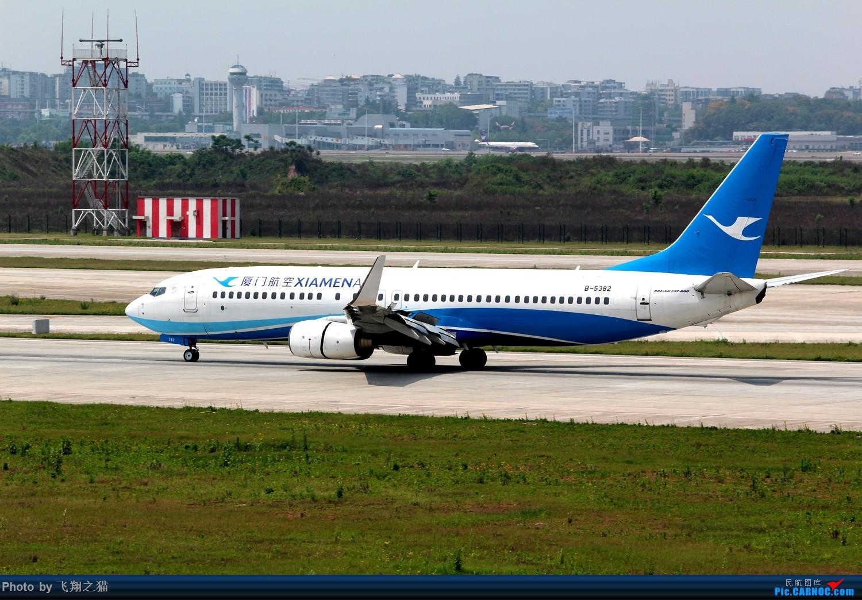 Re:[原创]CKG拍机(2018首战3跑,不为好货,只求过瘾) BOEING 737-800 B-5383 重庆江北国际机场