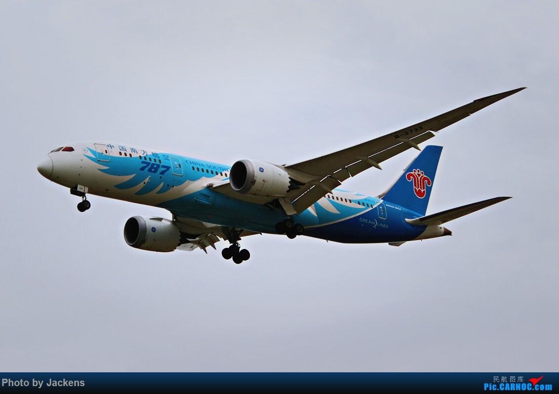Re:[原创]久违. BOEING 787-8 B-2737 中国广州白云国际机场