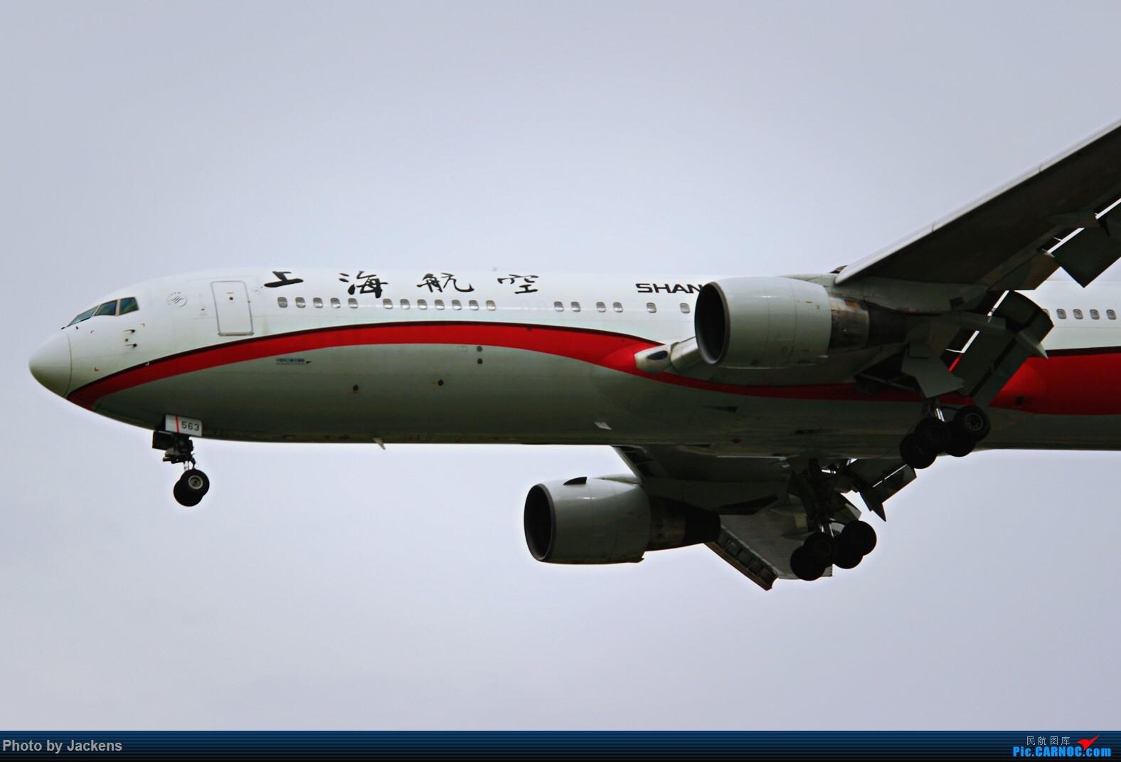 Re:[原创]久违. BOEING 767-300 B-2563 中国广州白云国际机场