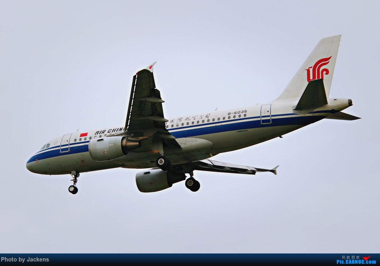 Re:[原创]久违. AIRBUS A319-100 B-6035 中国广州白云国际机场