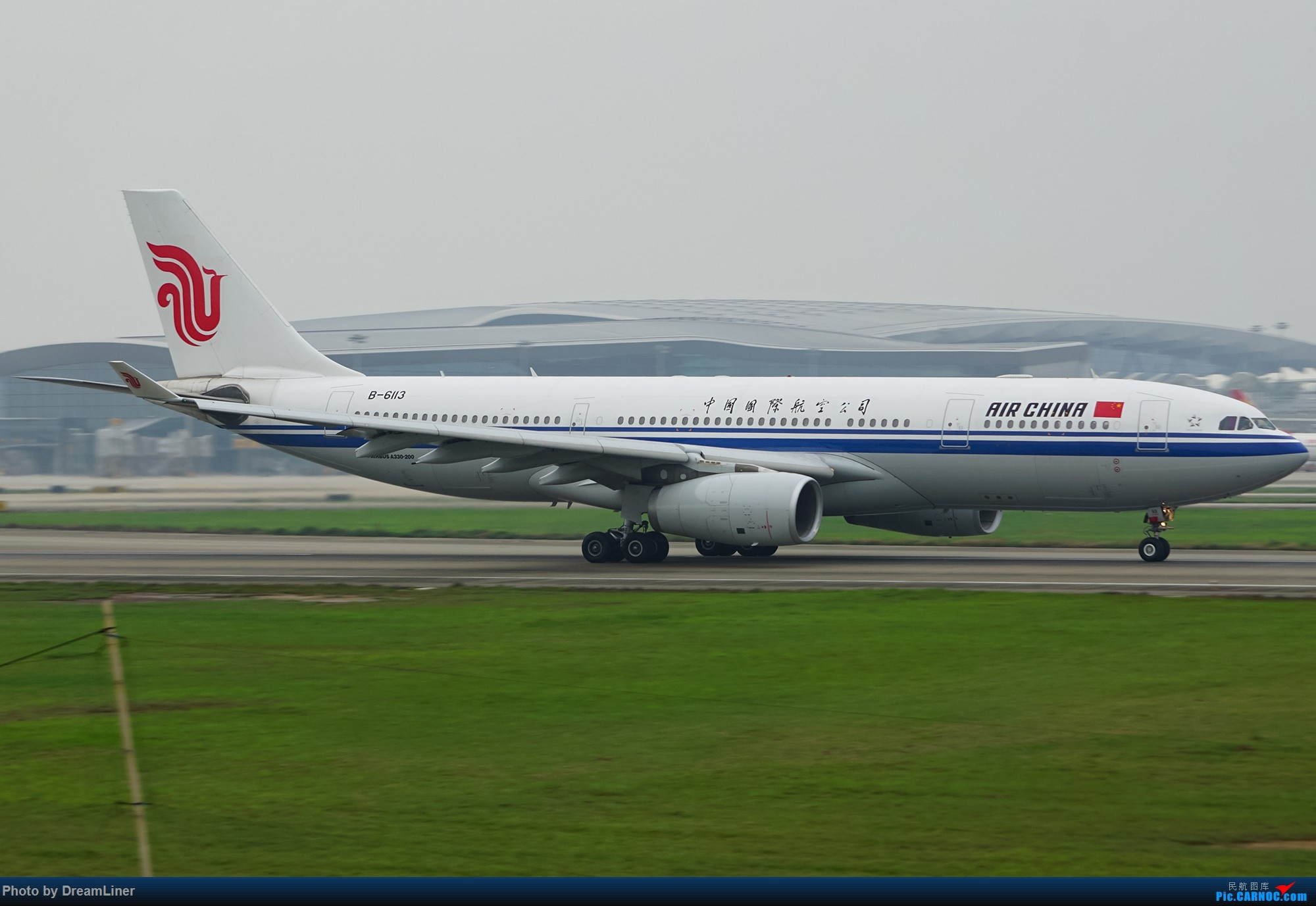 Re:烂天+好货=disappointed AIRBUS A330-200 B-6113 中国广州白云国际机场