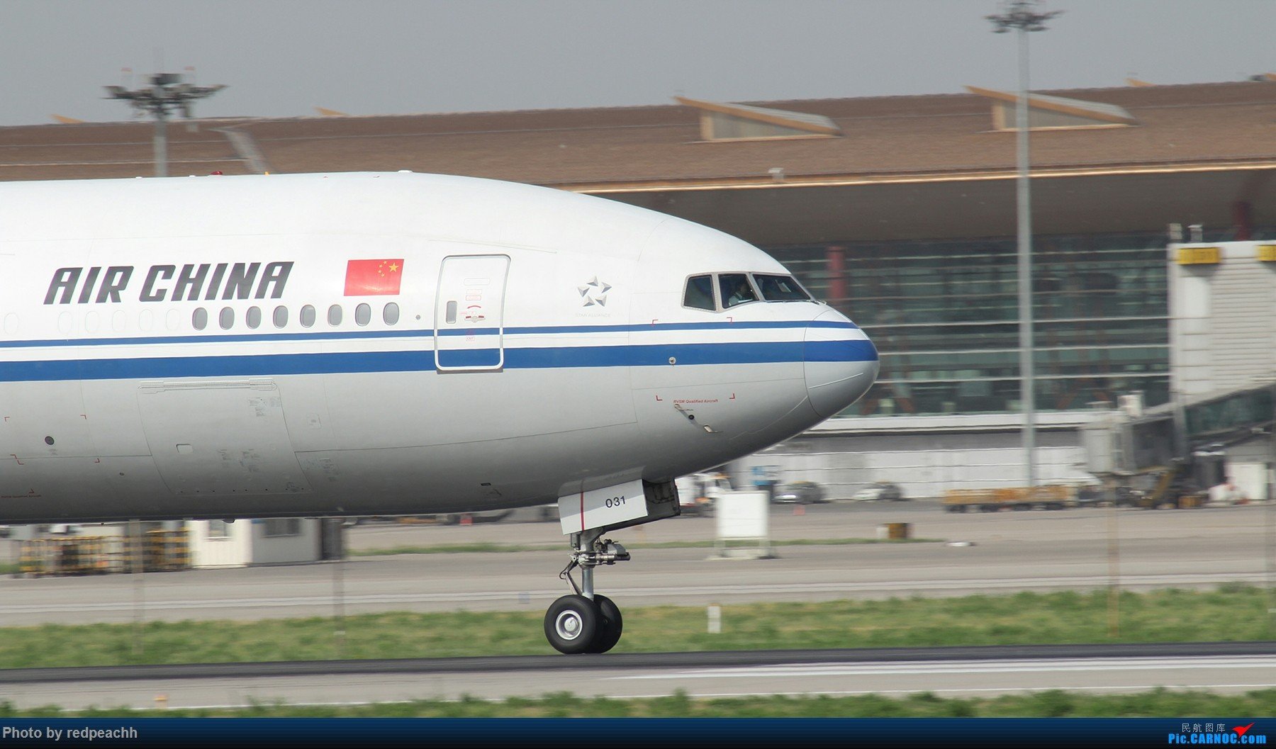 Re:[原创]解锁首都机场东跑新姿势(解决有无的重大问题)    中国北京首都国际机场