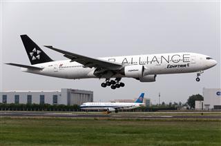 Re:埃及航空星空联盟涂装Boeing 777-200ER.