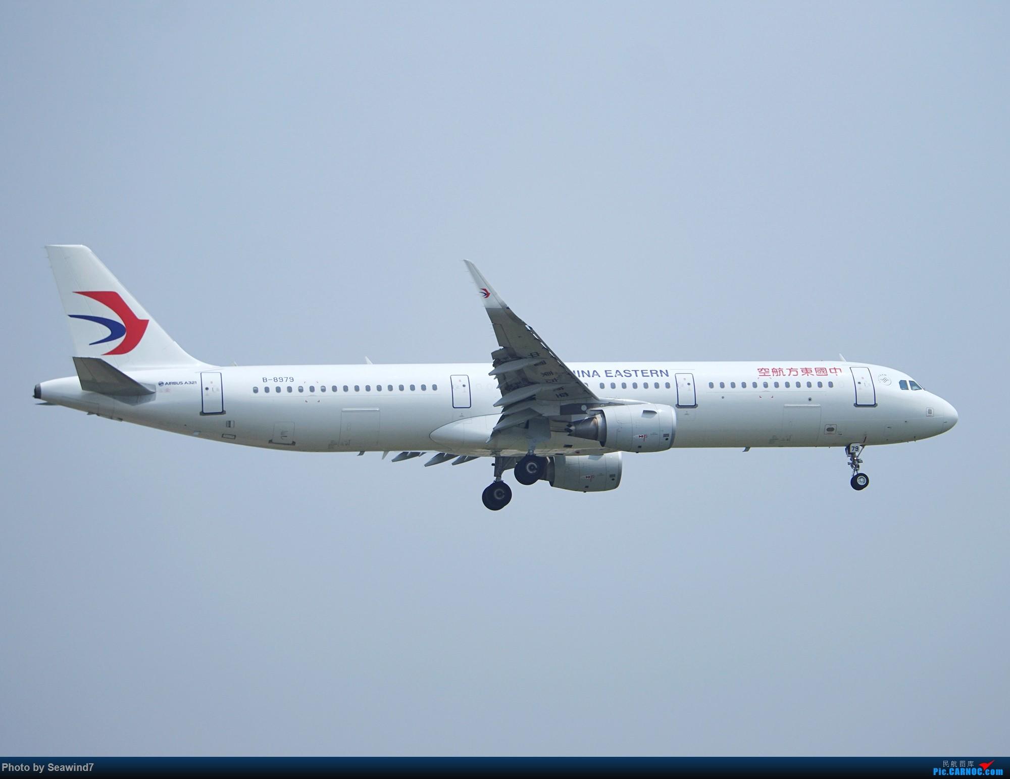 Re:[原创]新手的五一假期(含玩具总动员) AIRBUS A321-200 B-8979 中国上海虹桥国际机场