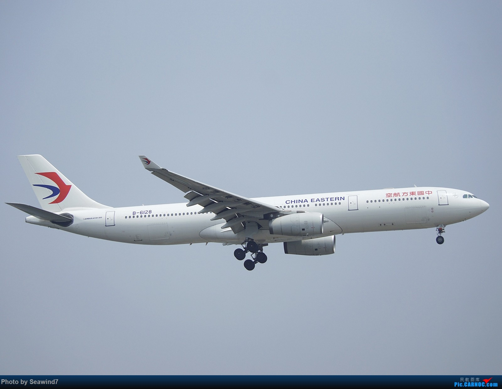 Re:[原创]新手的五一假期(含玩具总动员) AIRBUS A330-300 B-6128 中国上海虹桥国际机场