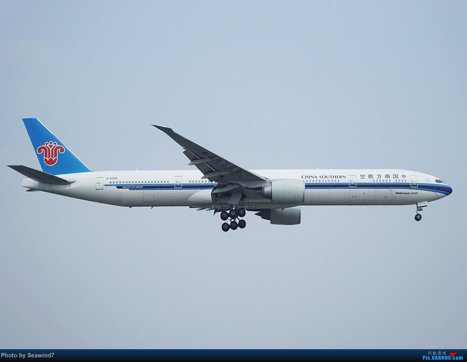 Re:[原创]新手的五一假期(含玩具总动员) BOEING 777-300ER B-2099 中国上海虹桥国际机场