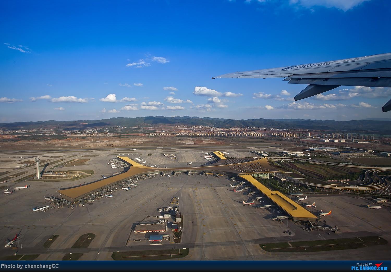[原创]【shuttlesky】长水西跑起飞! BOEING 737-700 B-5026 中国昆明长水国际机场