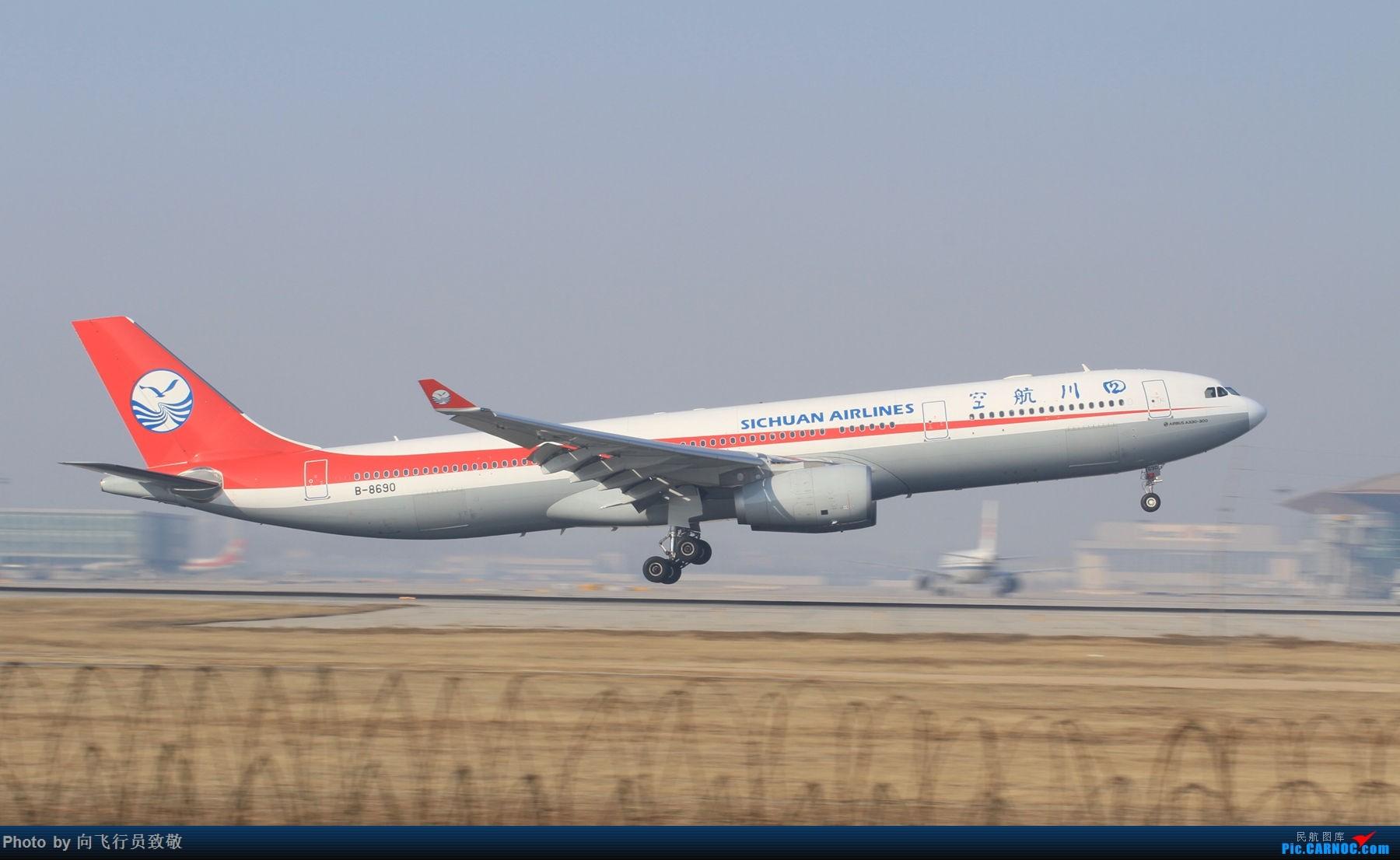 Re:[原创]新手报到请多指教 AIRBUS A330-300 B-8690 北京首都机场
