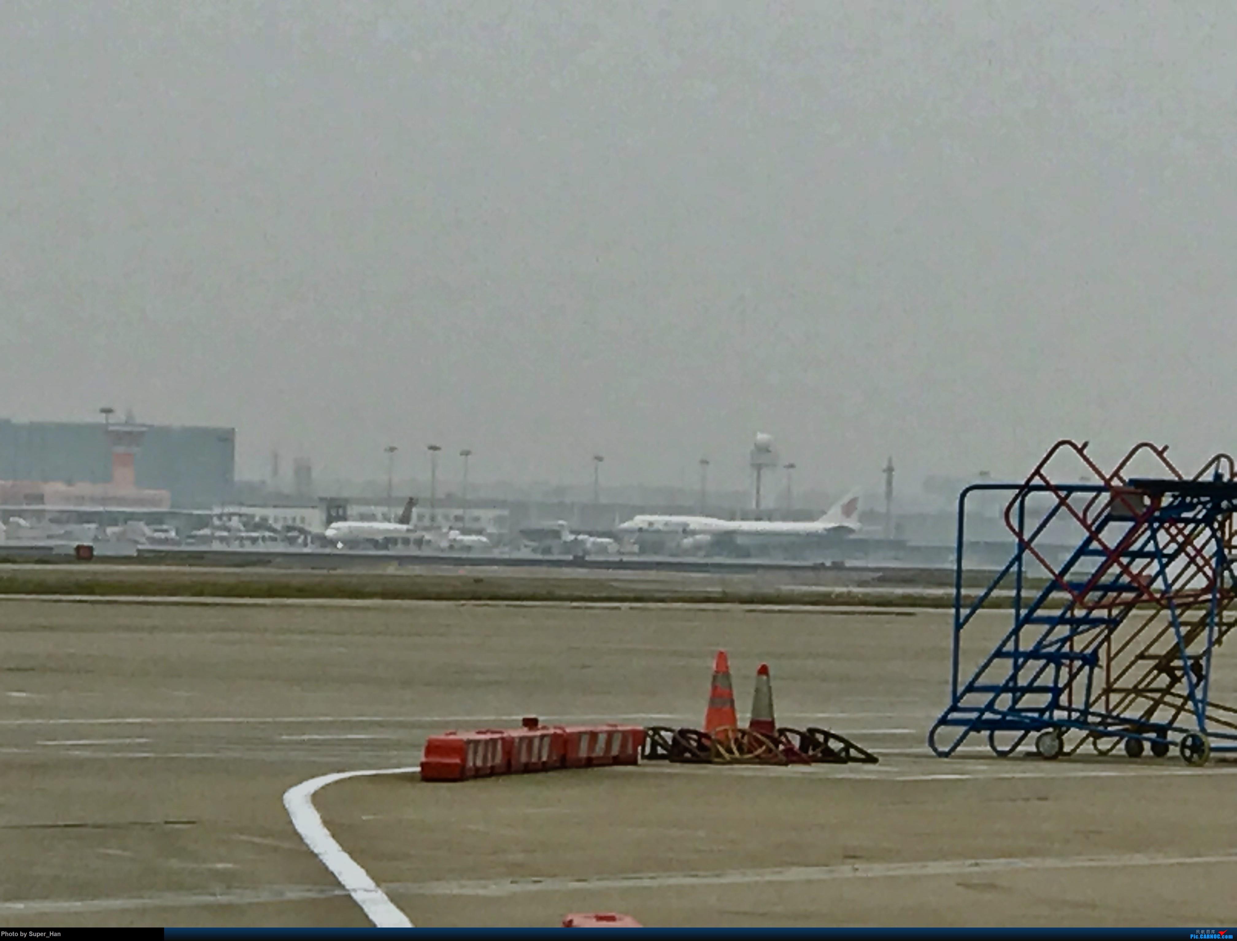 [原创]0222SHA BOEING 747-8I  中国上海虹桥国际机场