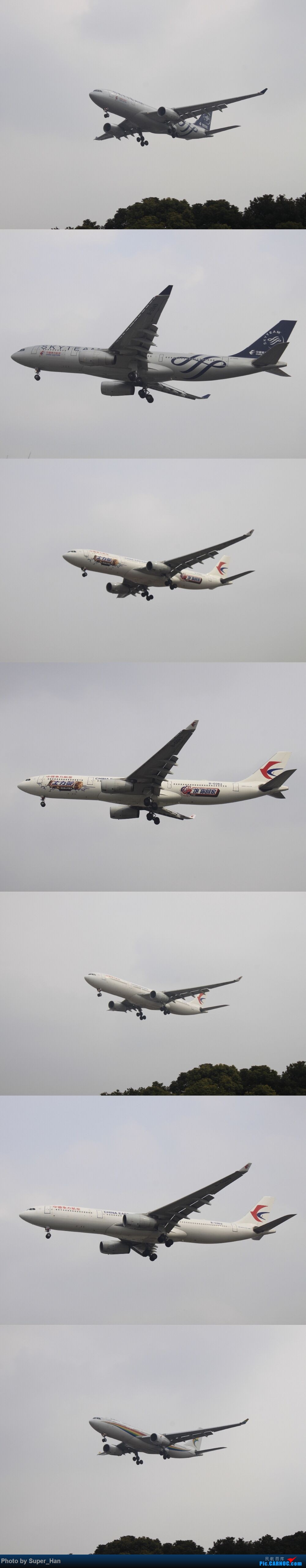 Re:[原创]0222SHA AIRBUS A330  中国上海虹桥国际机场