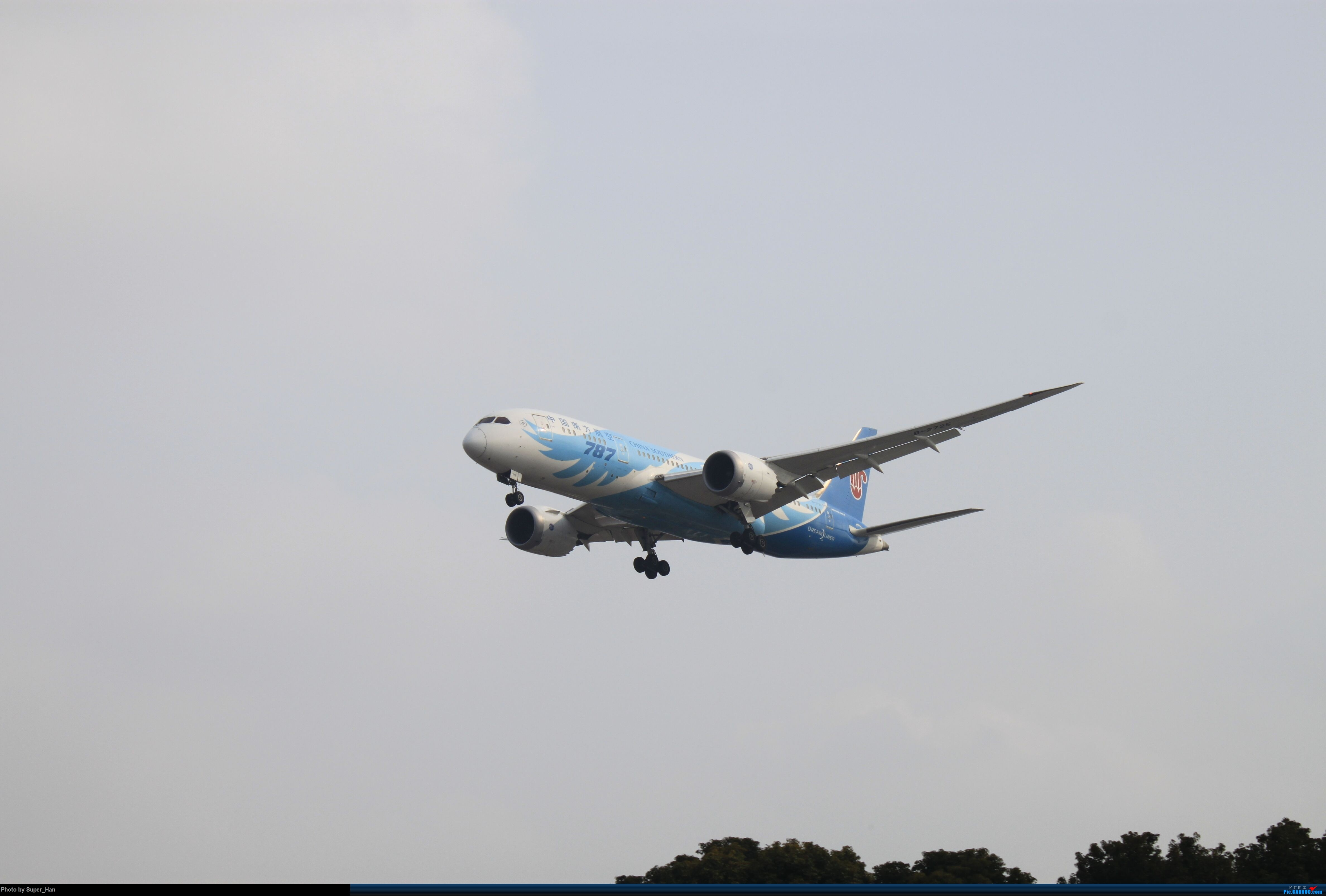 Re:0222SHA BOEING 787-8 B-2725 中国上海虹桥国际机场