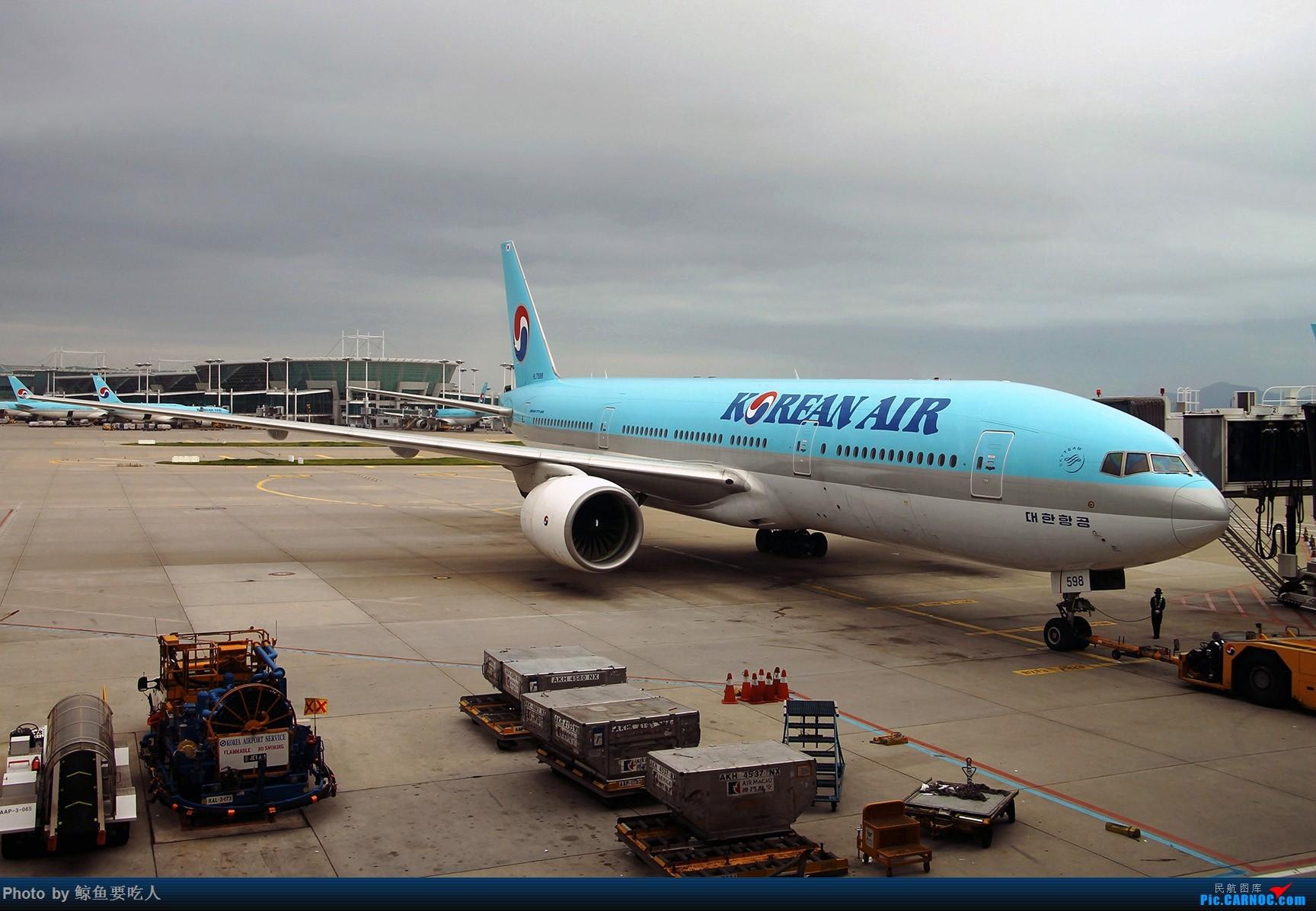 Re:[原创]【ICN】那些年,我拍过的 大韩航空 BOEING 777-200
