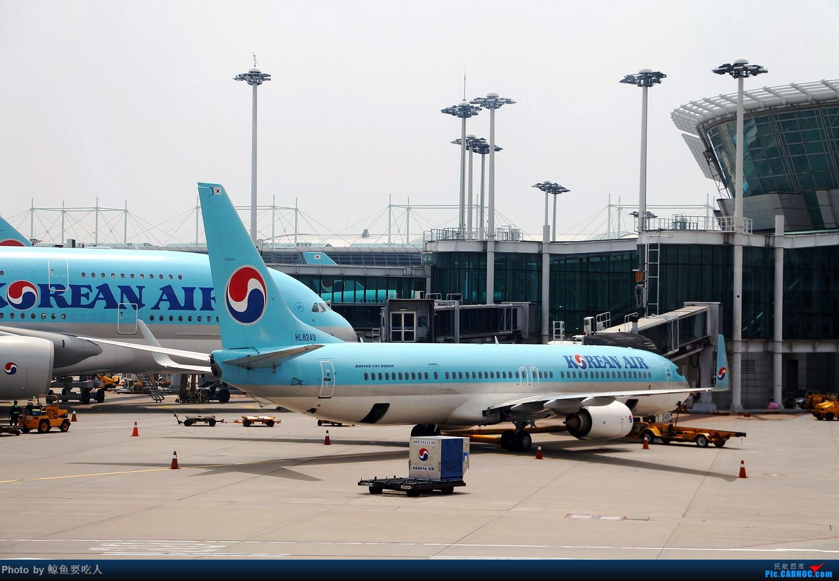 Re:[原创]【ICN】那些年,我拍过的 大韩航空 BOEING 737-900ER