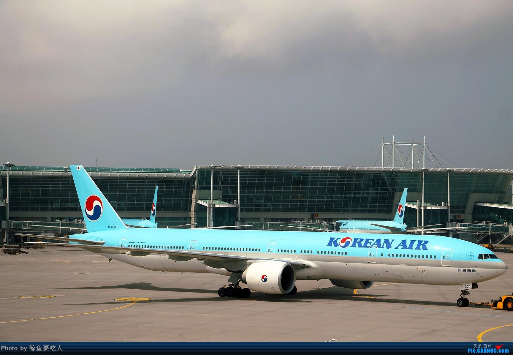 Re:[原创]【ICN】那些年,我拍过的 大韩航空 BOEING 777-300ER