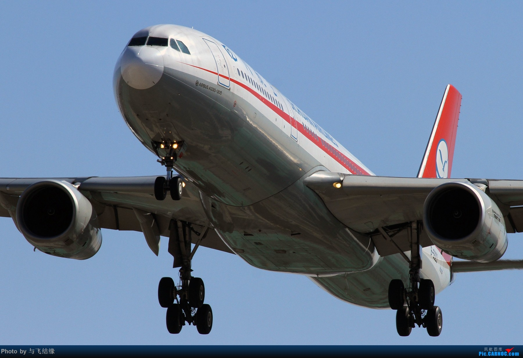 Re:[原创]今天这家公司是主角,是英雄。 AIRBUS A330-300 B-5923 中国北京首都国际机场