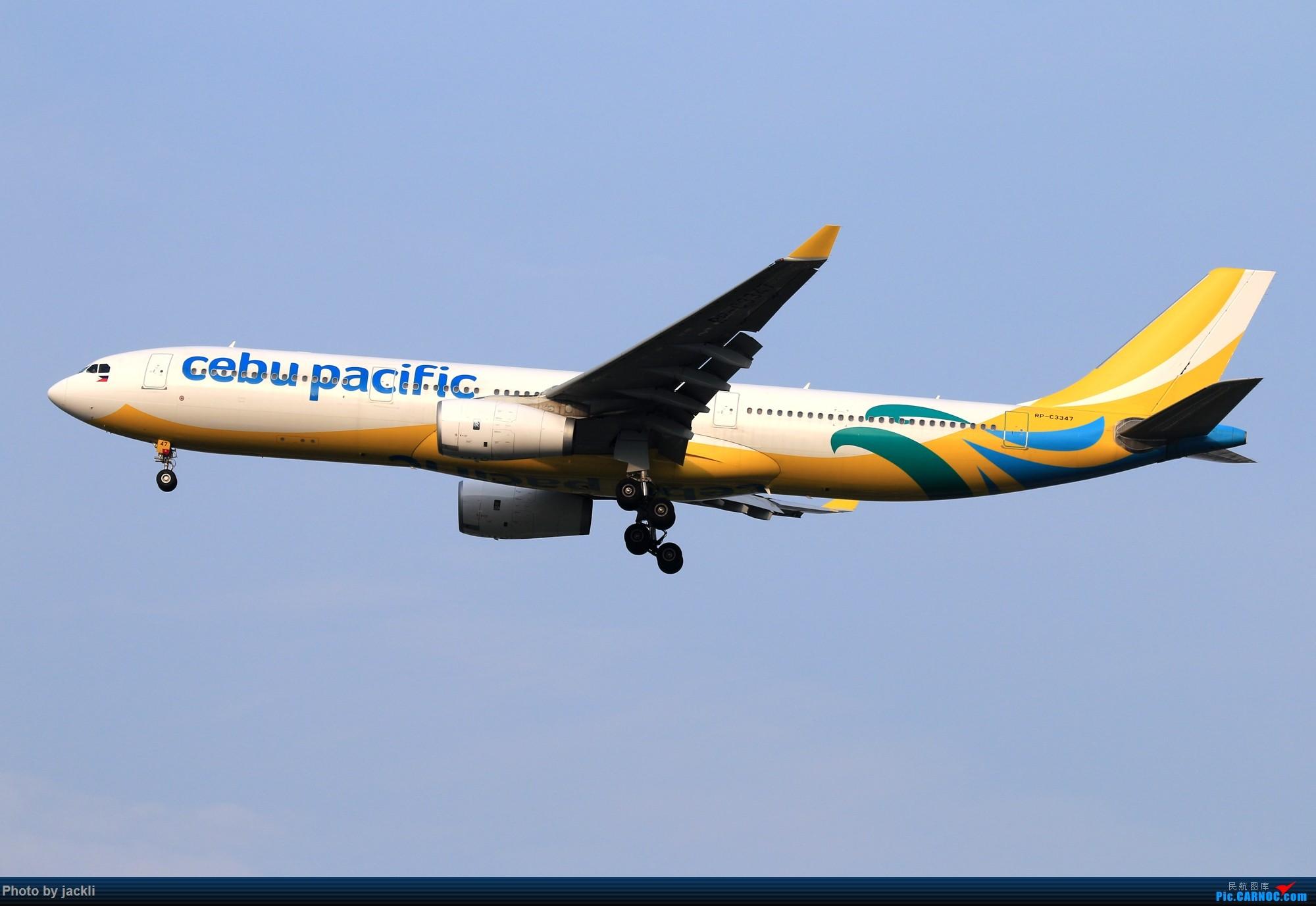 Re:[原创]【JackLi】泰国曼谷素万那普机场拍机~ AIRBUS A330-300 RP-C3347 泰国曼谷素万那普国际机场