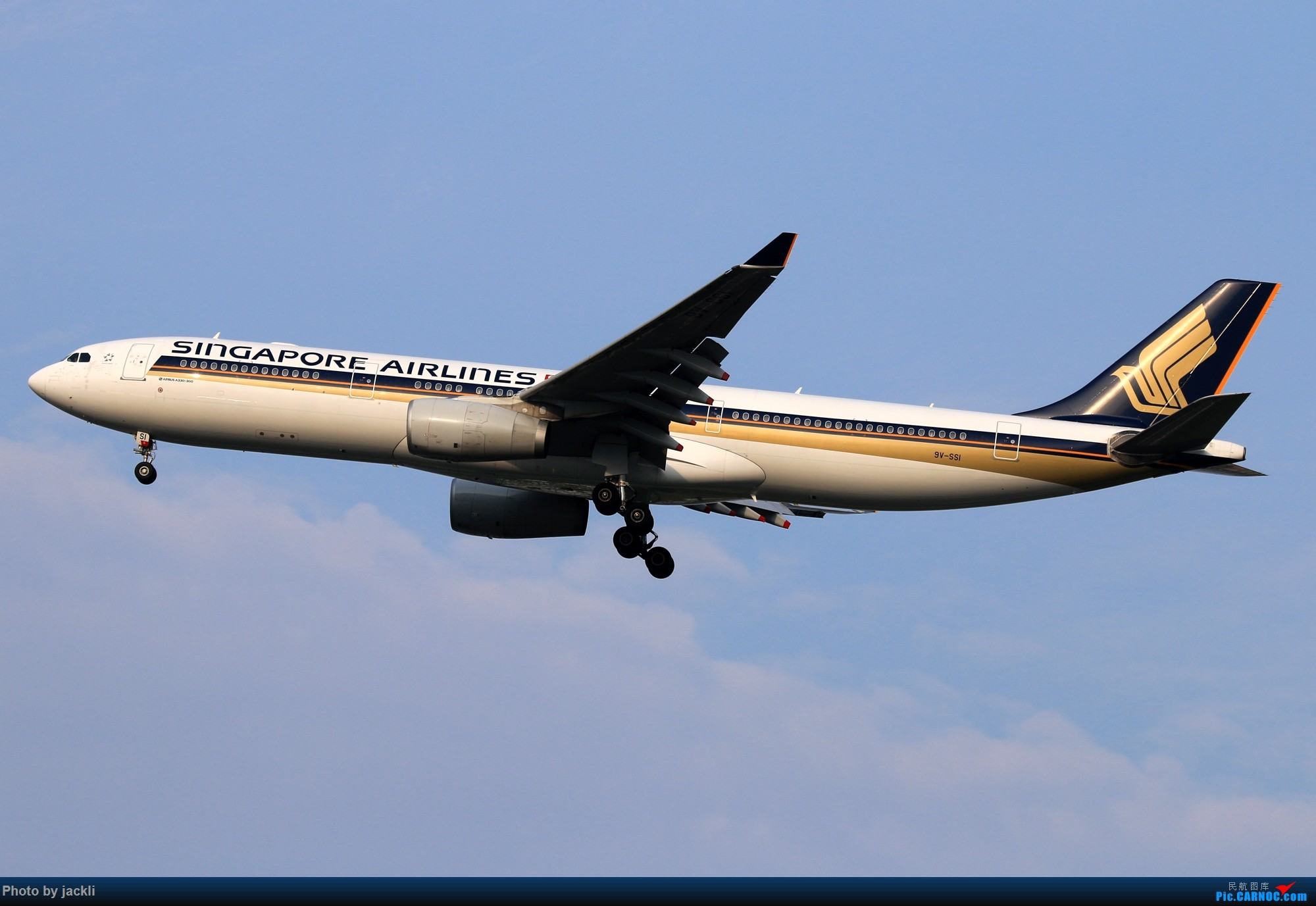 Re:[原创]【JackLi】泰国曼谷素万那普机场拍机~ AIRBUS A330-300 9V-SSI 泰国曼谷素万那普国际机场