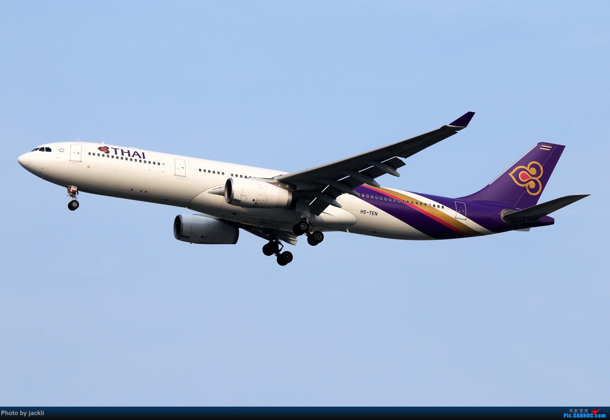 Re:[原创]【JackLi】泰国曼谷素万那普机场拍机~ AIRBUS A330-300 HS-TEN 泰国曼谷素万那普国际机场