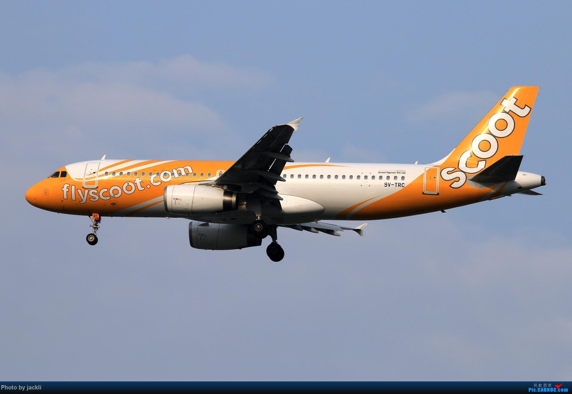 Re:[原创]【JackLi】泰国曼谷素万那普机场拍机~ AIRBUS A320 9V-TRC 泰国曼谷素万那普国际机场