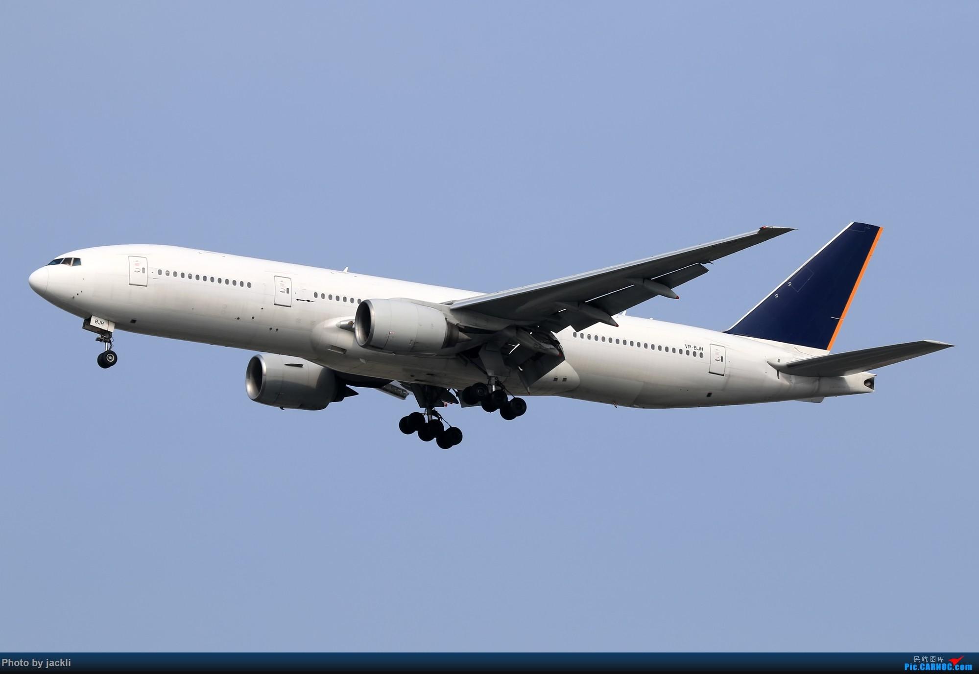 Re:[原创]【JackLi】泰国曼谷素万那普机场拍机~ BOEING 777-200 VP-BJH 泰国曼谷素万那普国际机场
