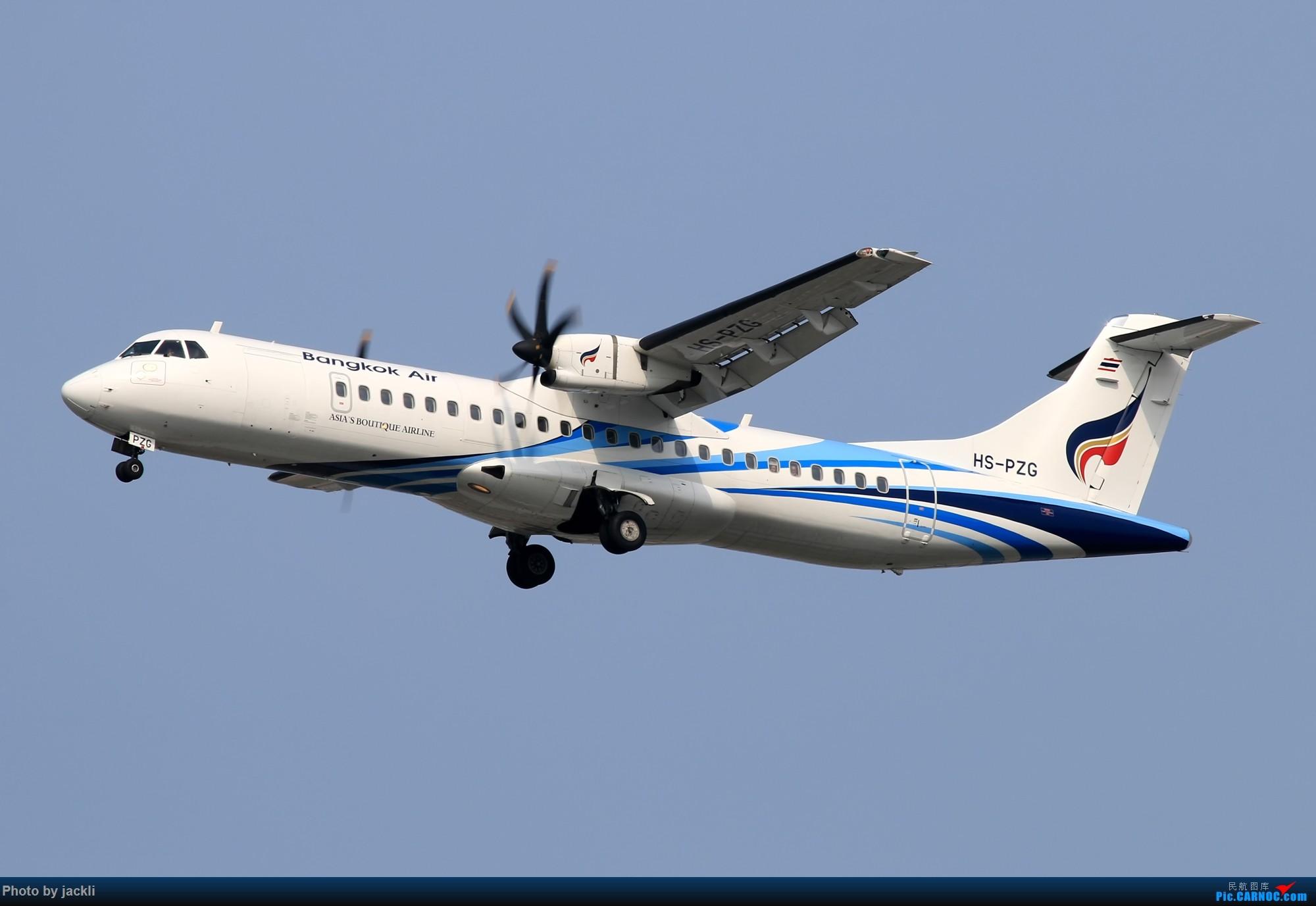 Re:[原创]【JackLi】泰国曼谷素万那普机场拍机~ ATR-72 HS-PZG 泰国曼谷素万那普国际机场