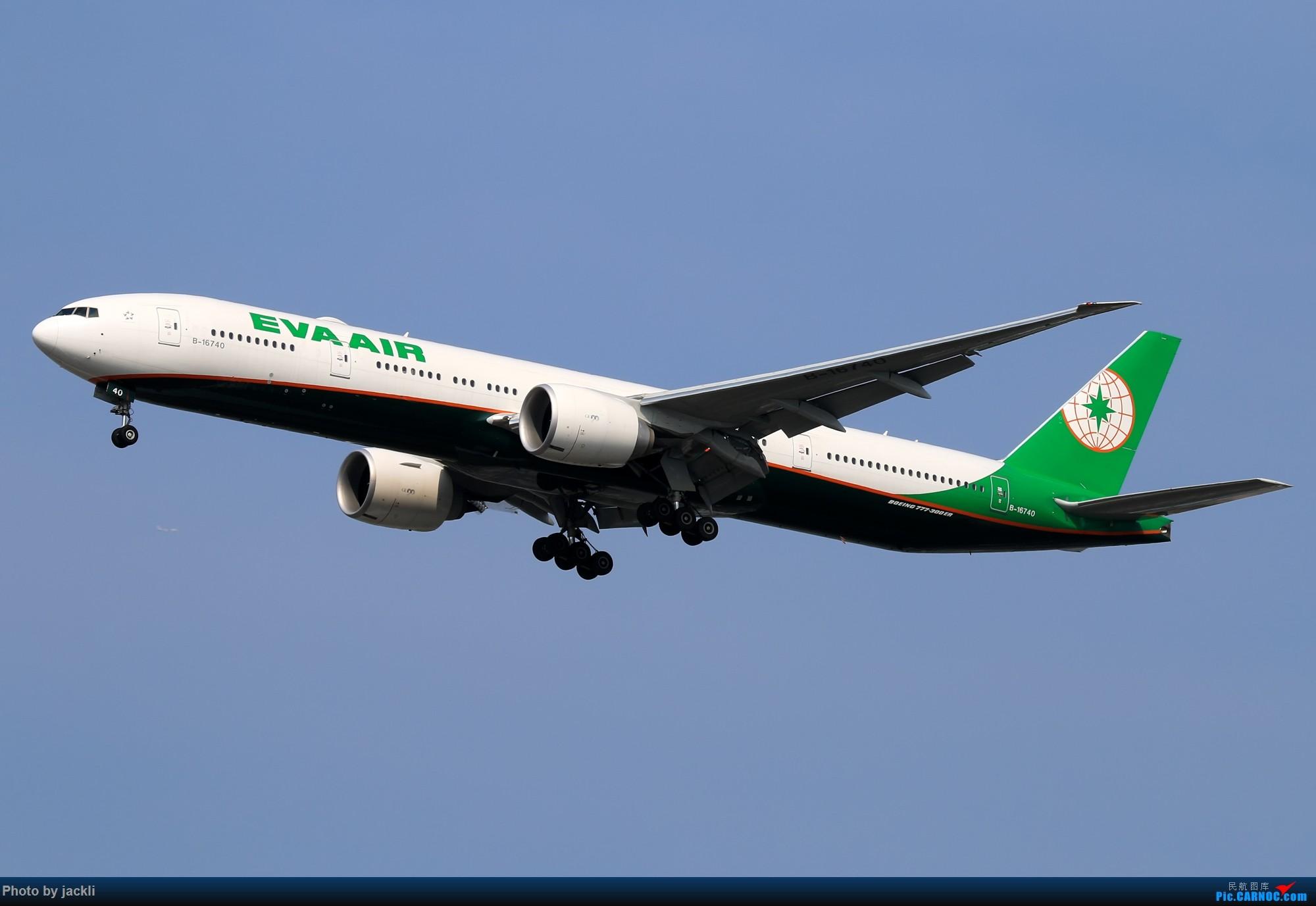 Re:[原创]【JackLi】泰国曼谷素万那普机场拍机~ BOEING 777-300ER B-16740 泰国曼谷素万那普国际机场