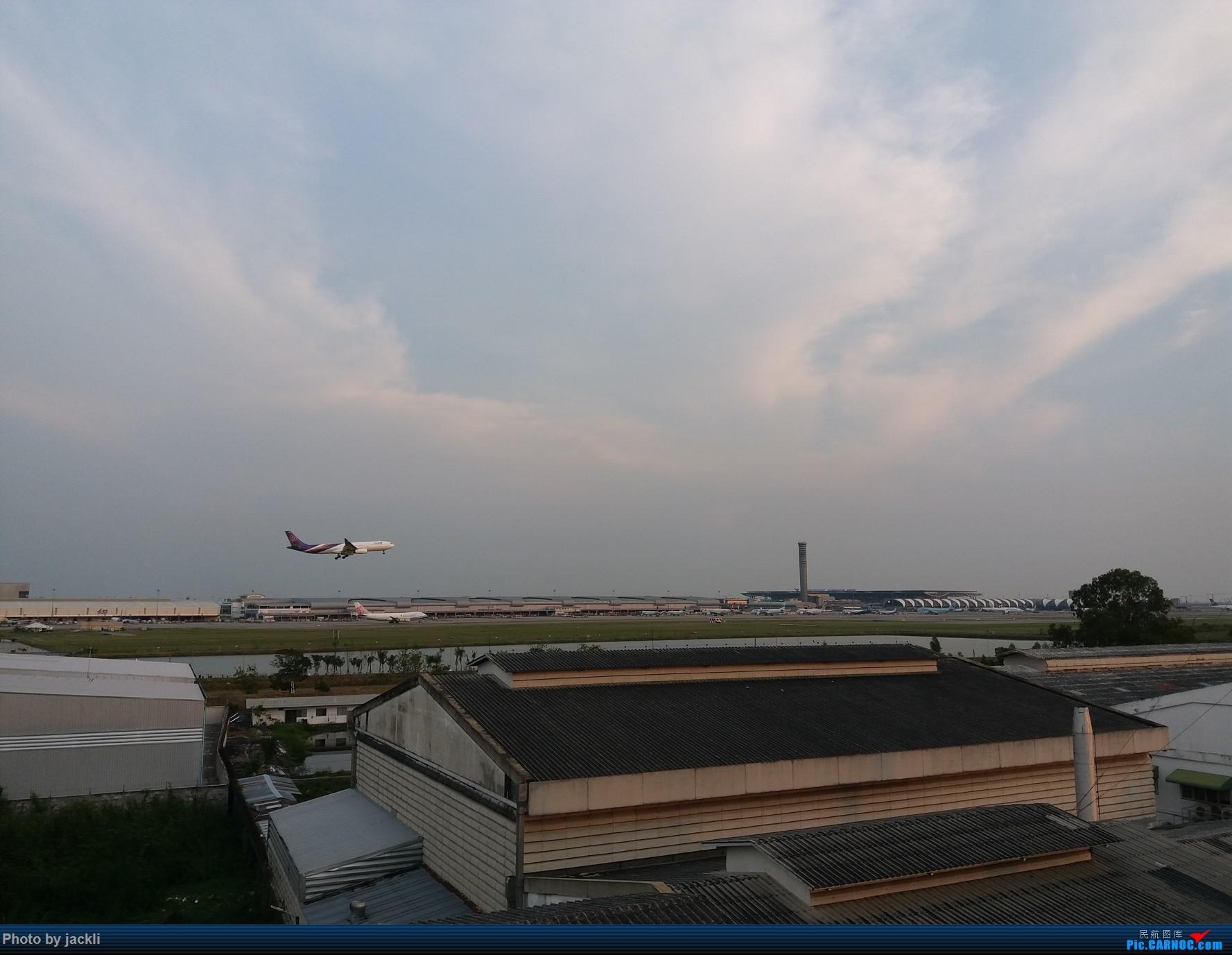 Re:[原创]【JackLi】泰国曼谷素万那普机场拍机~