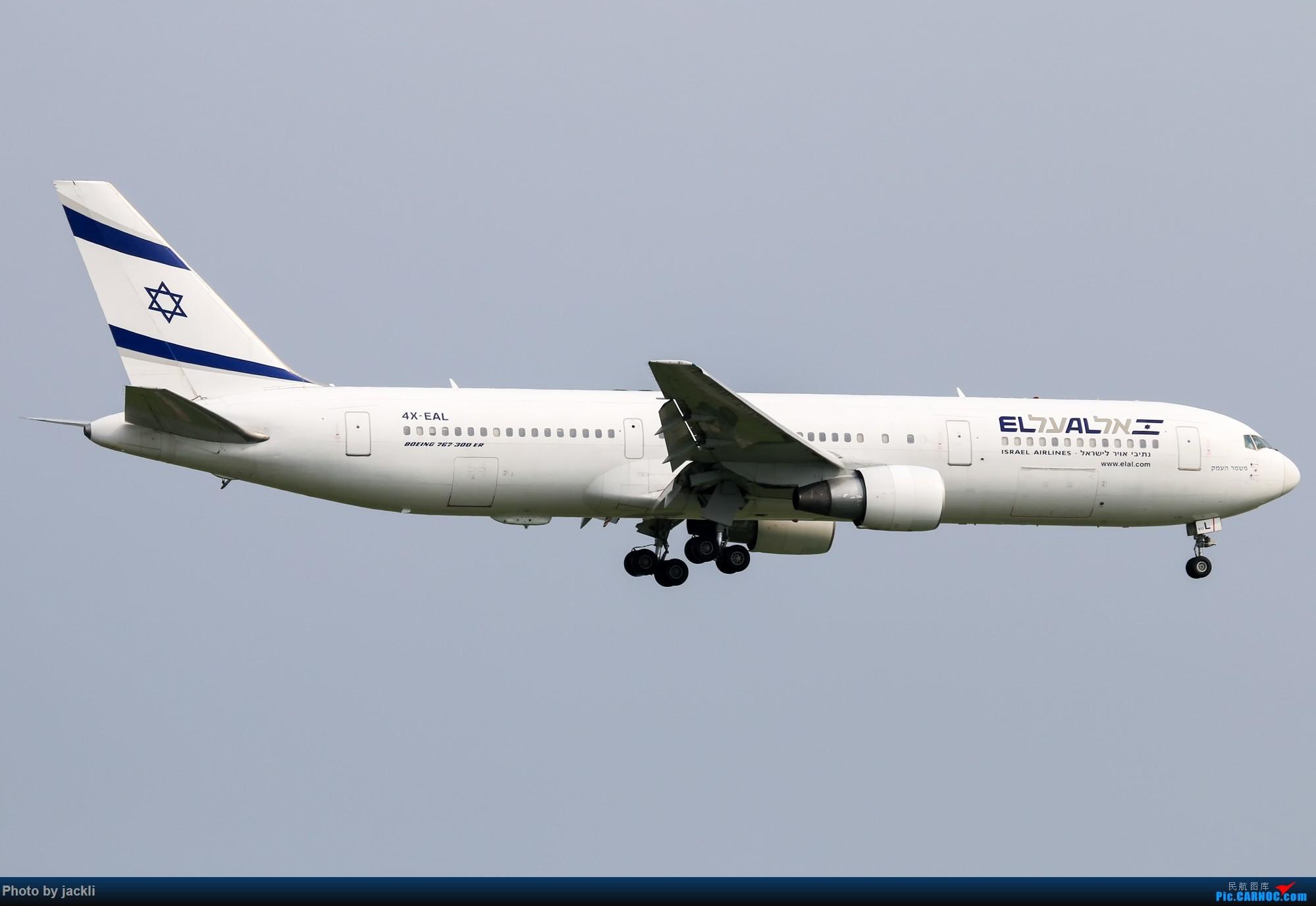 Re:[原创]【JackLi】泰国曼谷素万那普机场拍机~ BOEING 767-300ER 4X-EAL 泰国曼谷素万那普国际机场