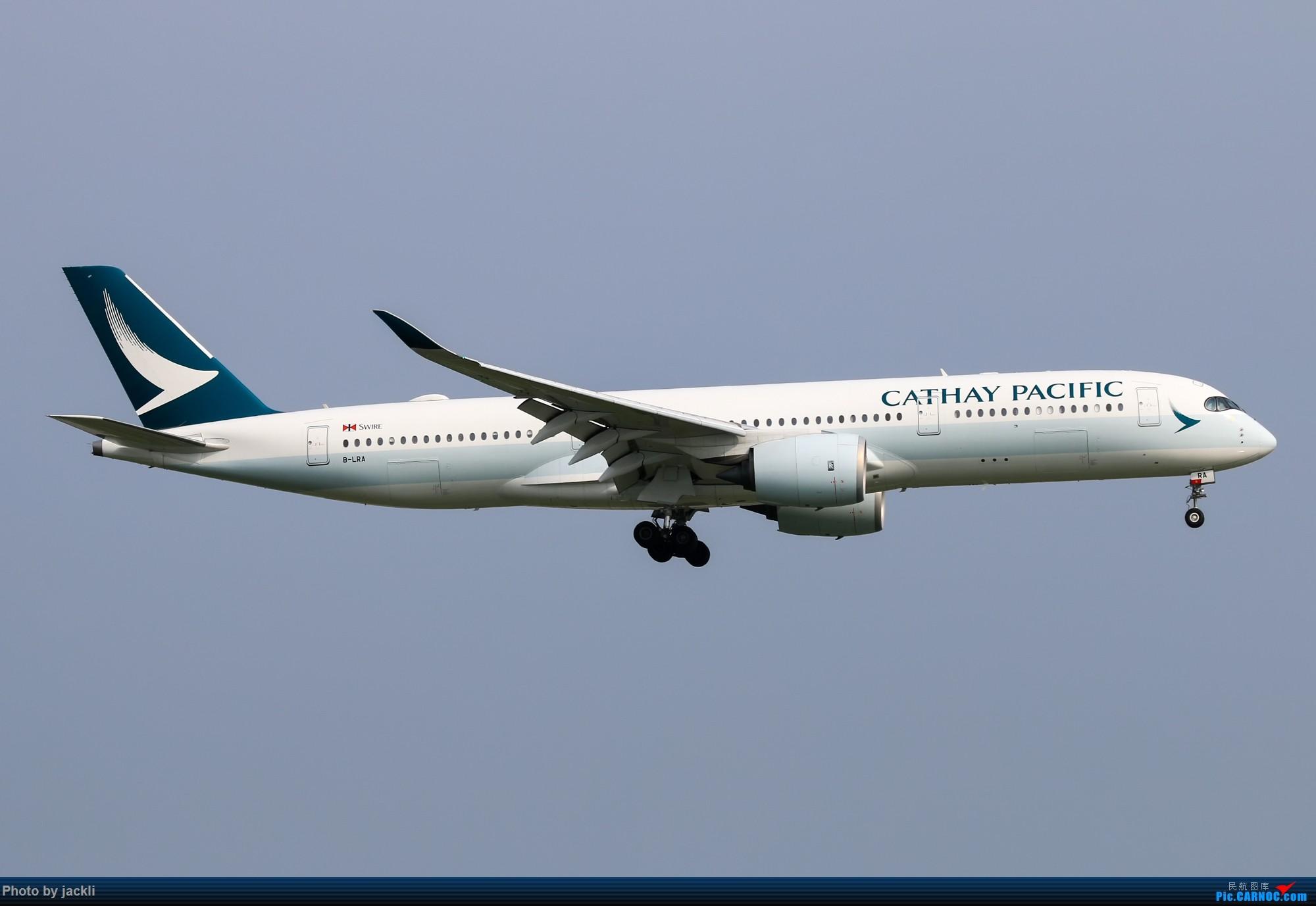 Re:[原创]【JackLi】泰国曼谷素万那普机场拍机~ AIRBUS A350-900 B-LRA 泰国曼谷素万那普国际机场