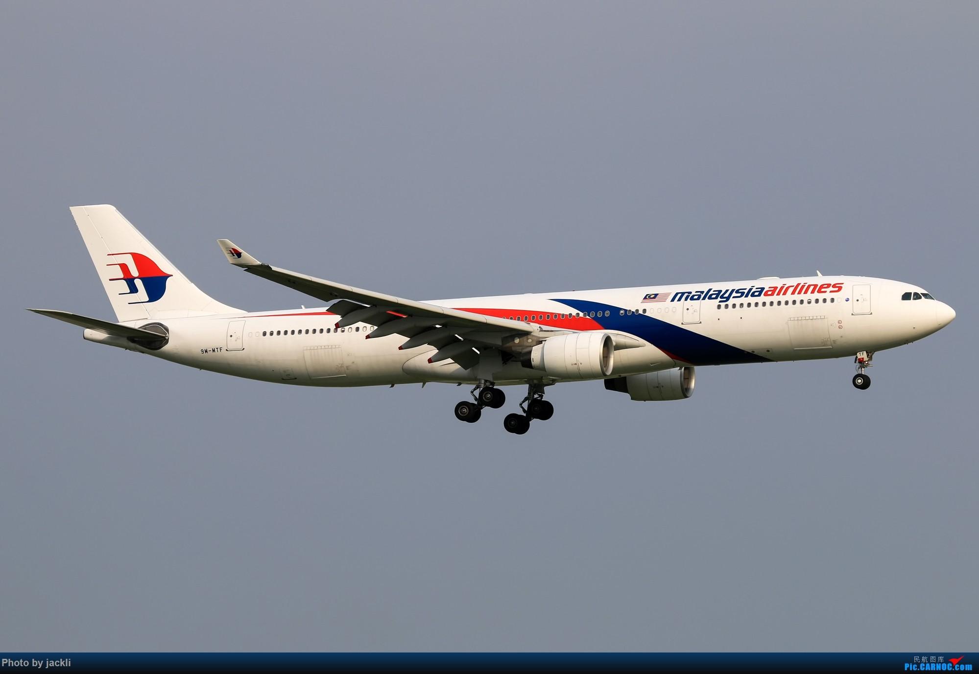 Re:[原创]【JackLi】泰国曼谷素万那普机场拍机~ AIRBUS A330-300 9M-MTF 泰国曼谷素万那普国际机场