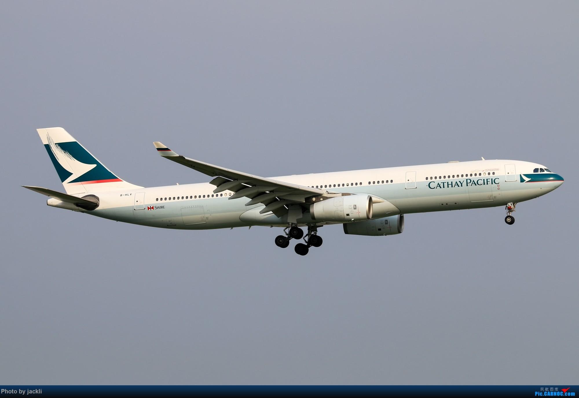 Re:[原创]【JackLi】泰国曼谷素万那普机场拍机~ AIRBUS A330-300 B-HLV 泰国曼谷素万那普国际机场