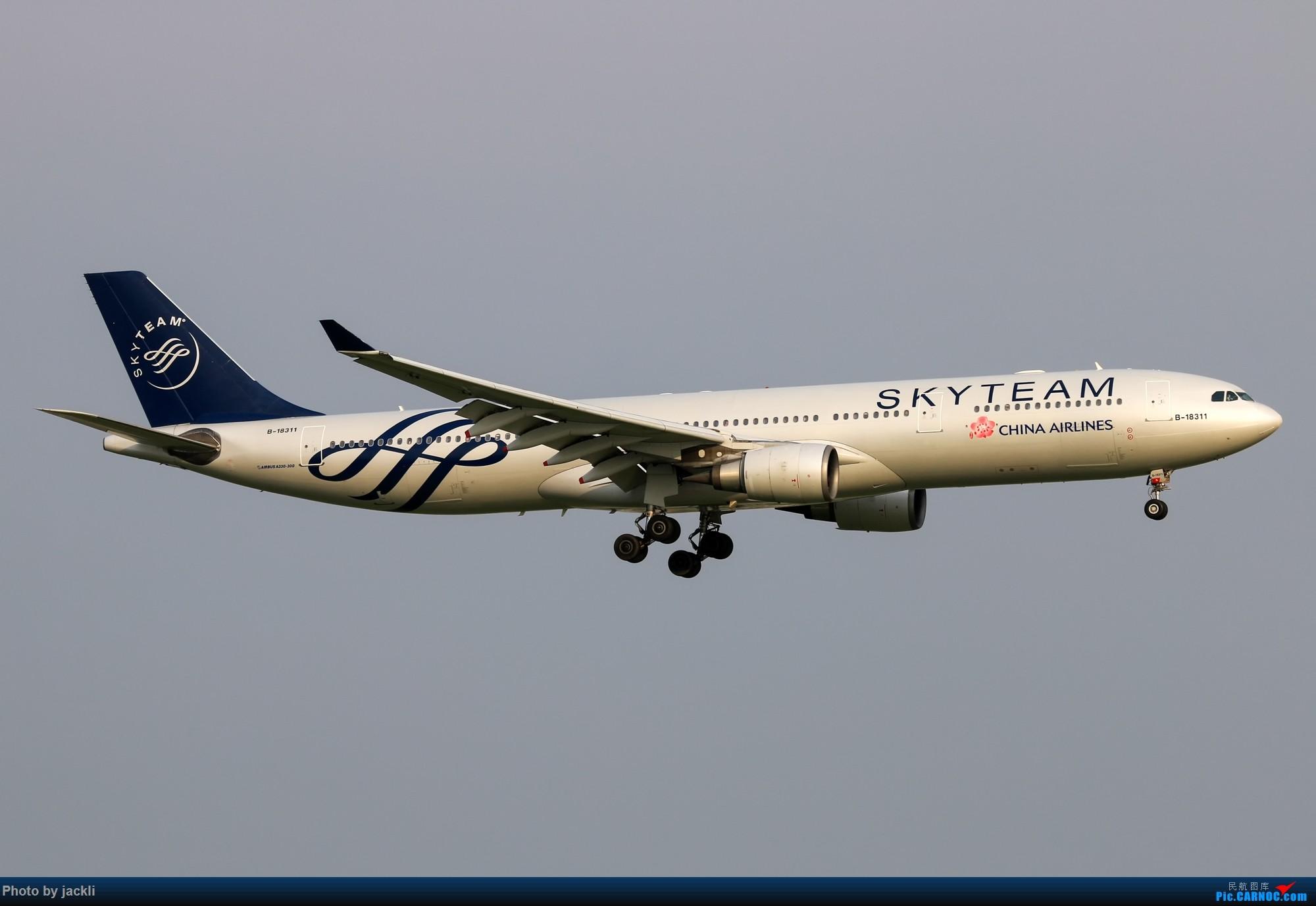 Re:[原创]【JackLi】泰国曼谷素万那普机场拍机~ AIRBUS A330-300 B-18311 泰国曼谷素万那普国际机场