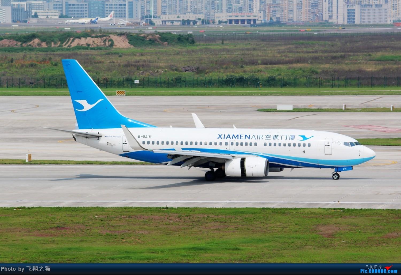 Re:[原创]CKG拍机(打打卡,练练活) BOEING 737-700 B-5218 重庆江北国际机场