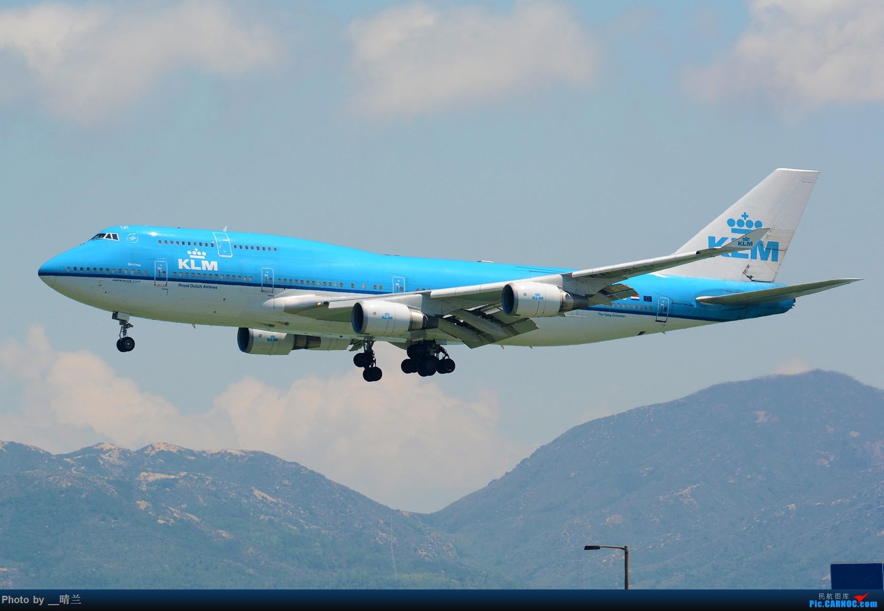 Re:[原创]上不去的HKG观景台... BOEING 747-400 PH-BFU 中国香港国际机场