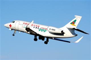 中国航空医疗救援机