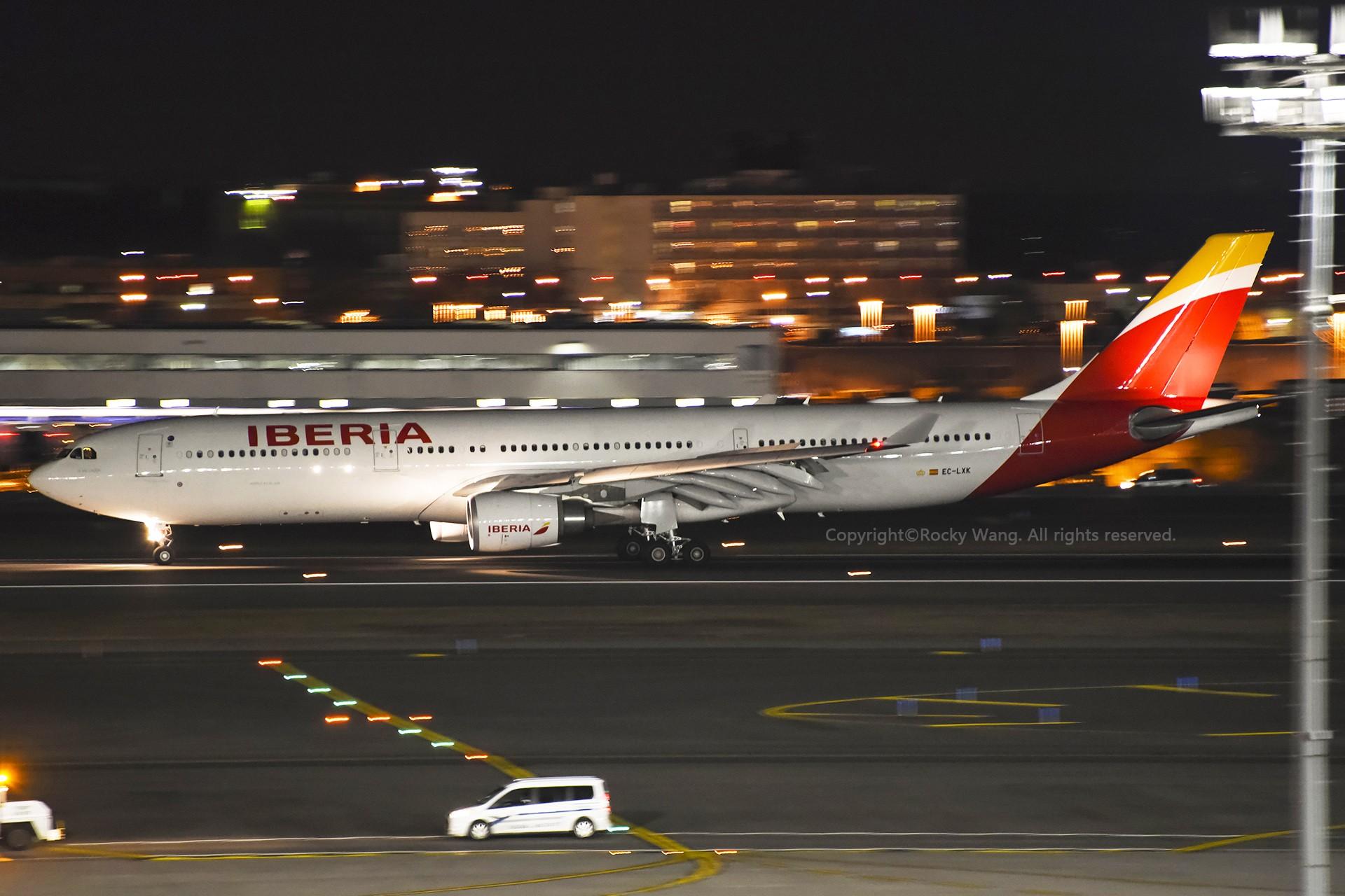 [原创]A330s Around the World AIRBUS A330-302 EC-LXK 美国纽约约翰·菲茨杰拉德·肯尼迪国际机场