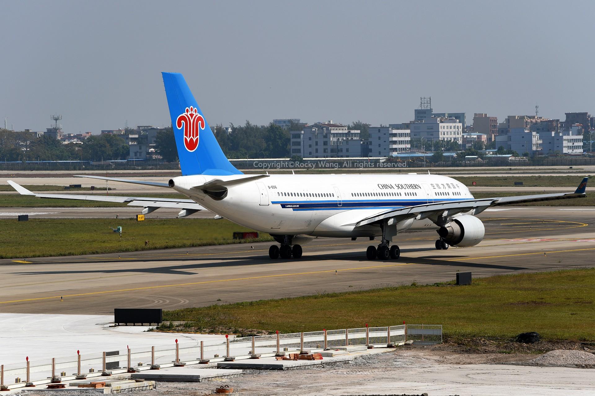 Re:[原创]A330s Around the World AIRBUS A330-200 B-6516 中国广州白云国际机场