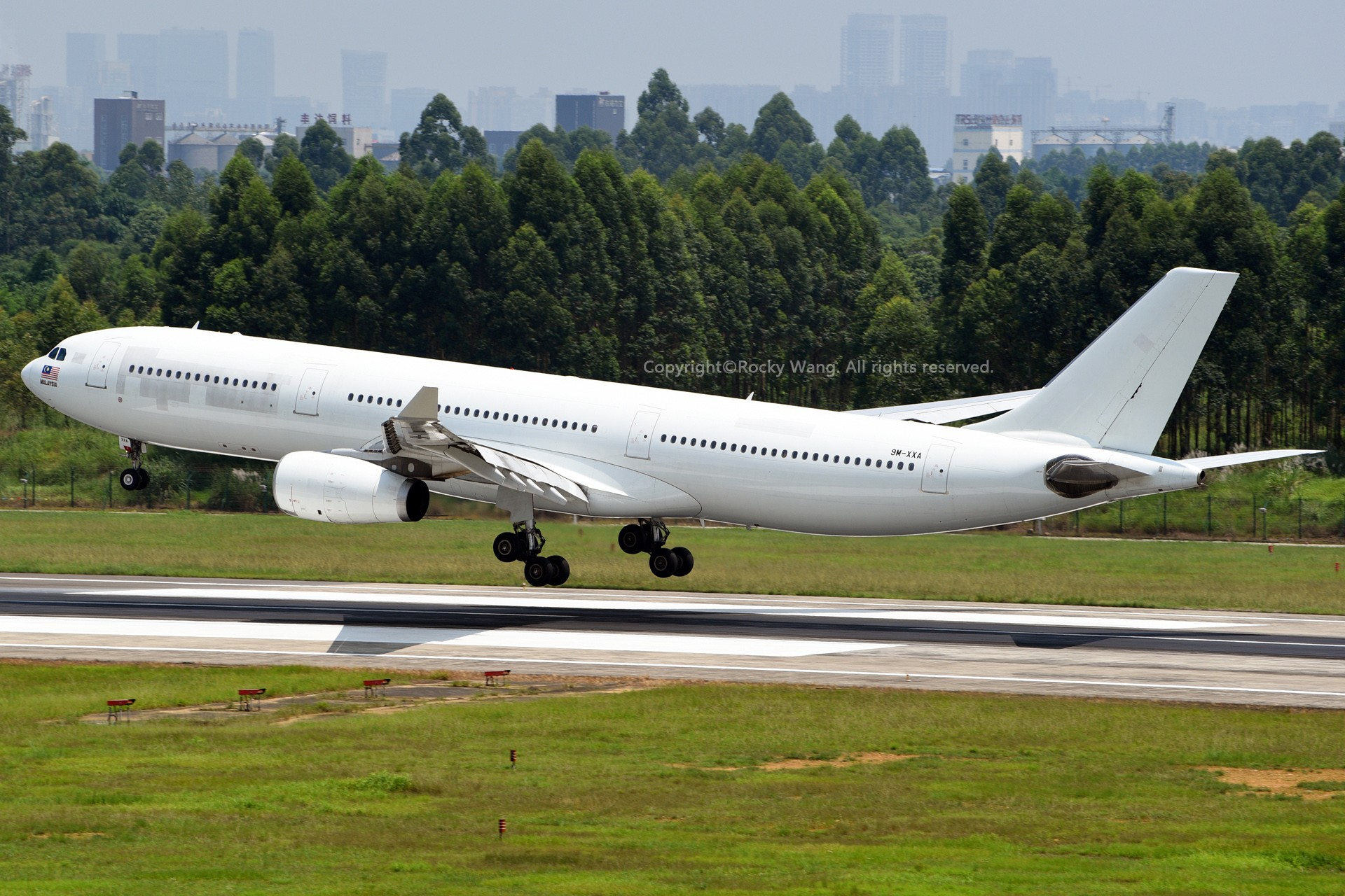 Re:[原创]A330s Around the World AIRBUS A330-343 9M-XXA 中国成都双流国际机场