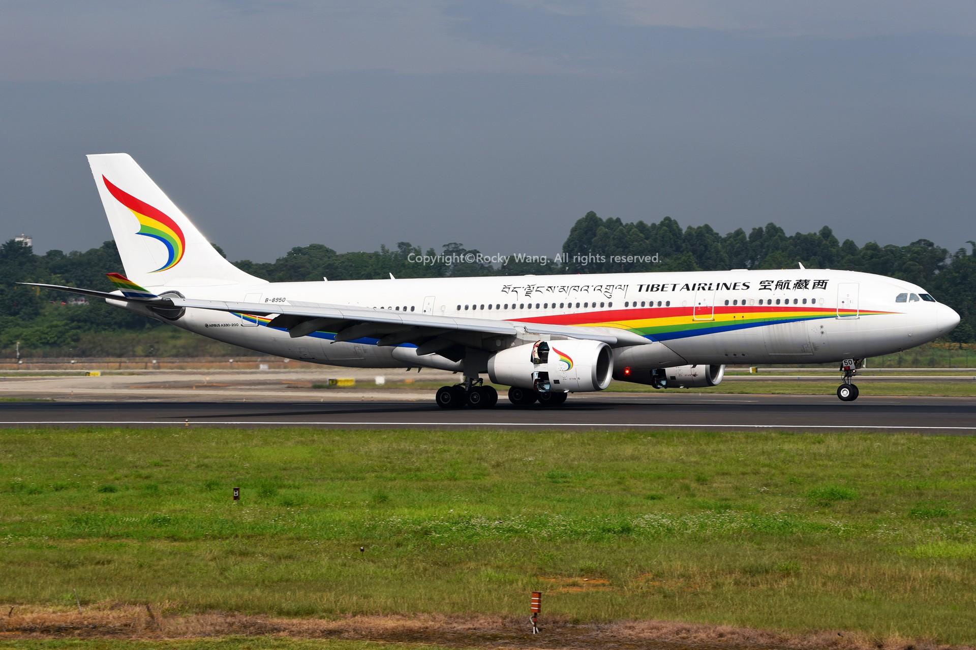Re:[原创]A330s Around the World AIRBUS A330-200 B-8950 中国成都双流国际机场