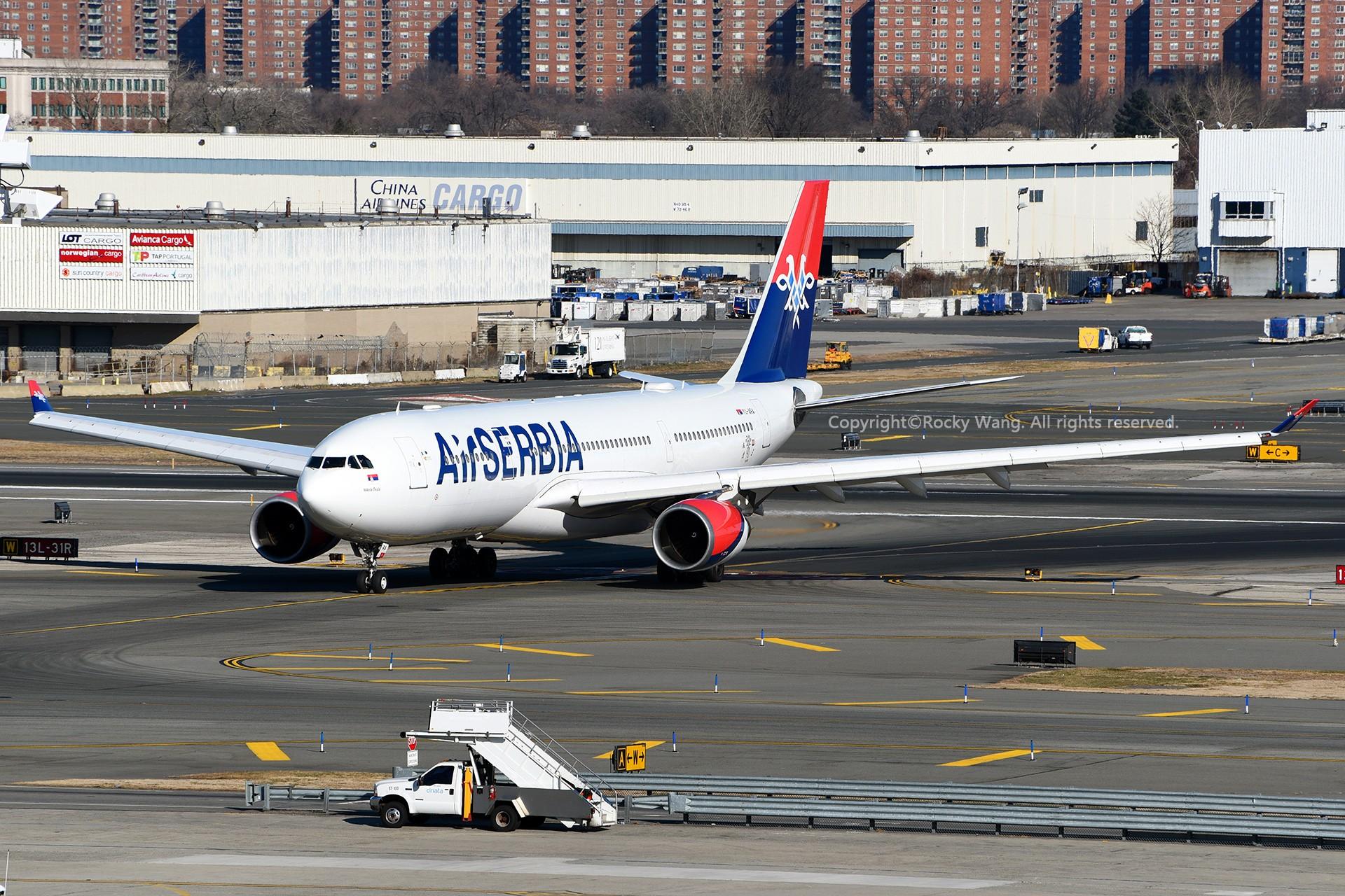 Re:[原创]A330s Around the World AIRBUS A330-202 YU-ARA 美国纽约约翰·菲茨杰拉德·肯尼迪国际机场