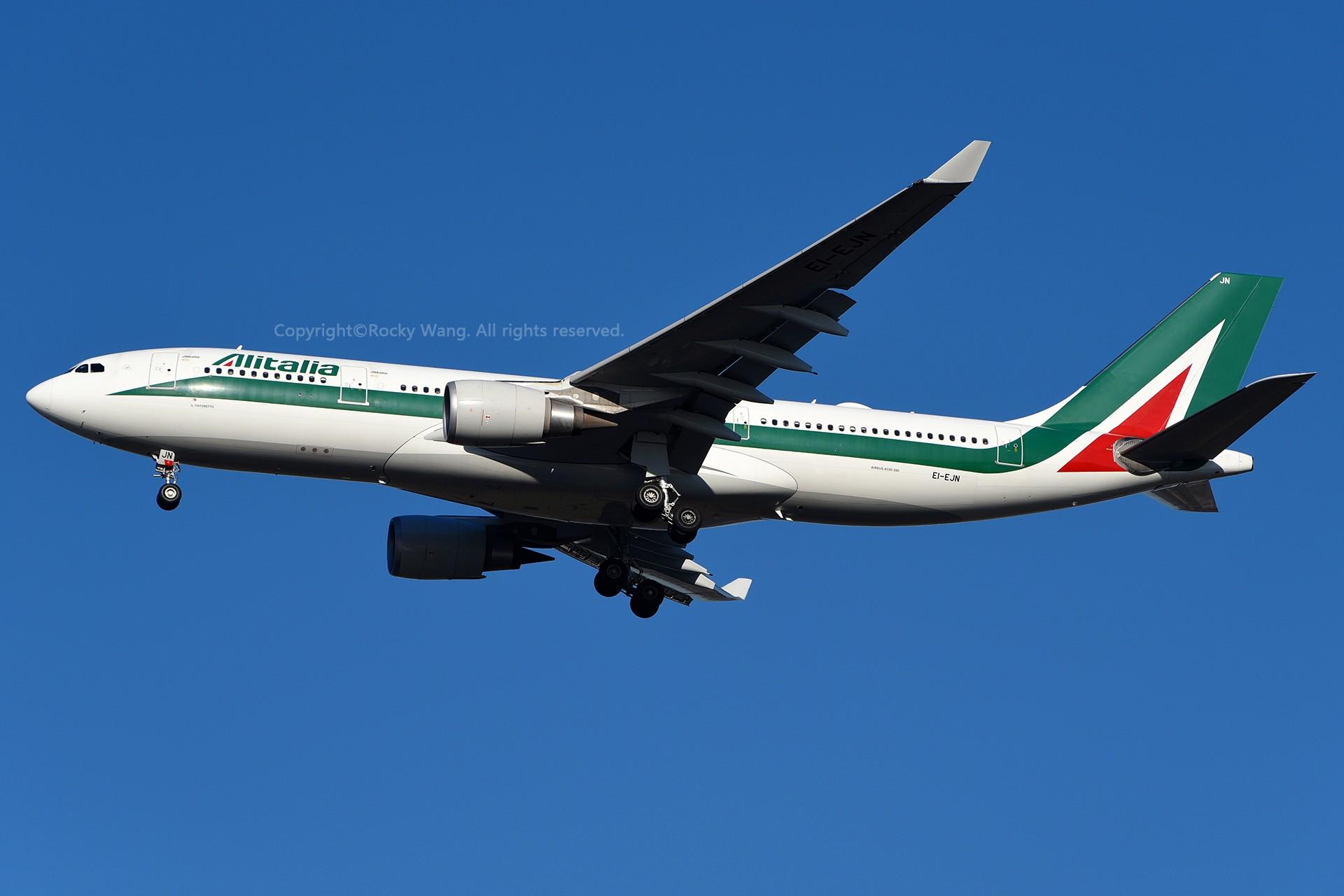 Re:[原创]A330s Around the World AIRBUS A330-202 EI-EJN 美国纽约约翰·菲茨杰拉德·肯尼迪国际机场