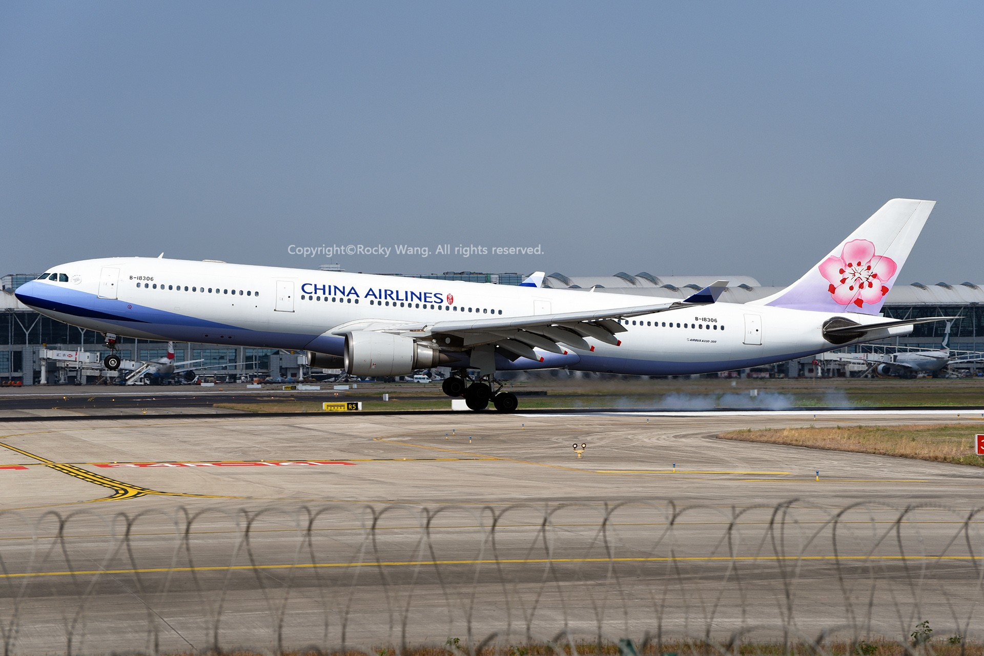 Re:A330s Around the World AIRBUS A330-300 B-18306 中国上海浦东国际机场