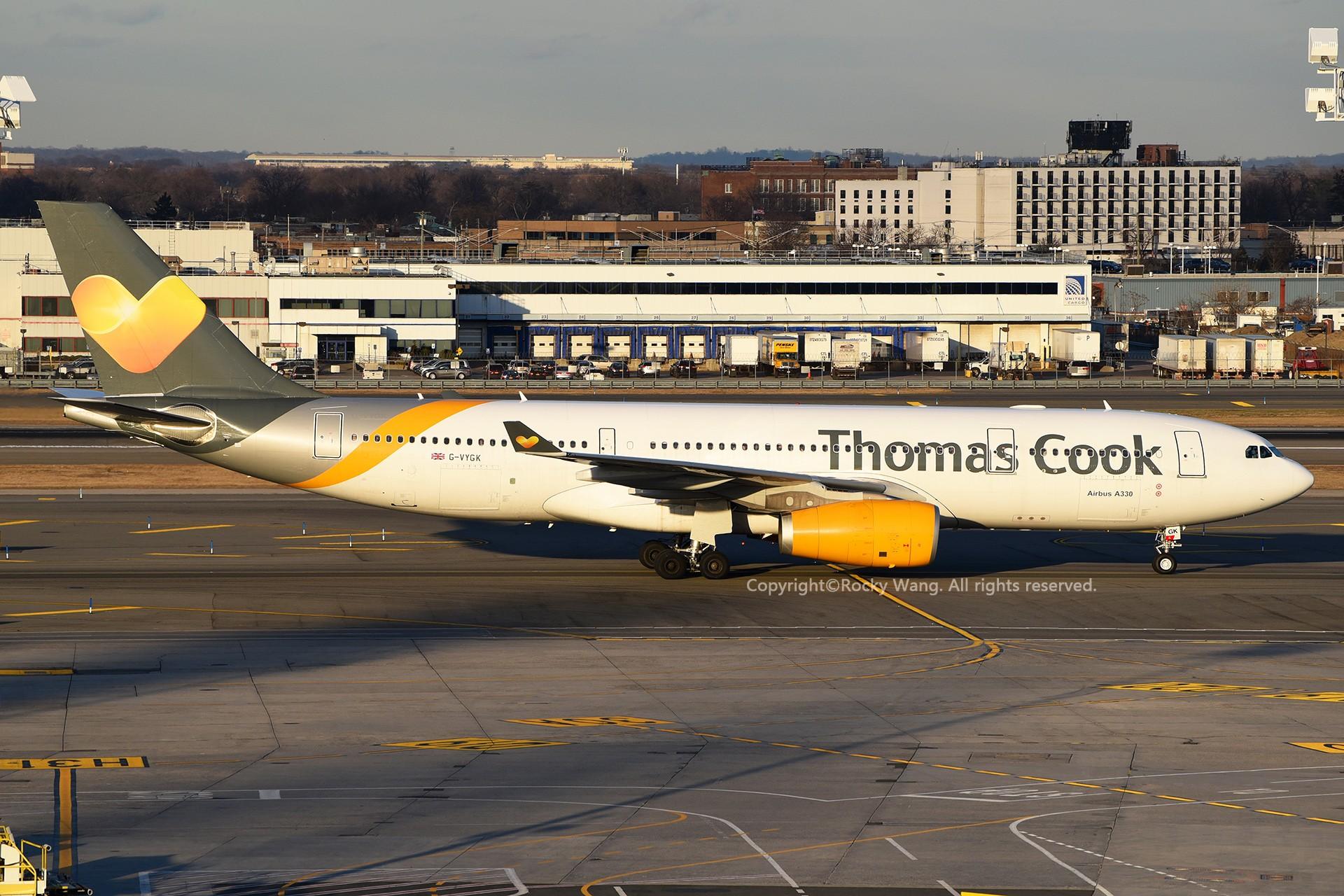 Re:[原创]A330s Around the World AIRBUS A330-243 C-VYGK 美国纽约约翰·菲茨杰拉德·肯尼迪国际机场