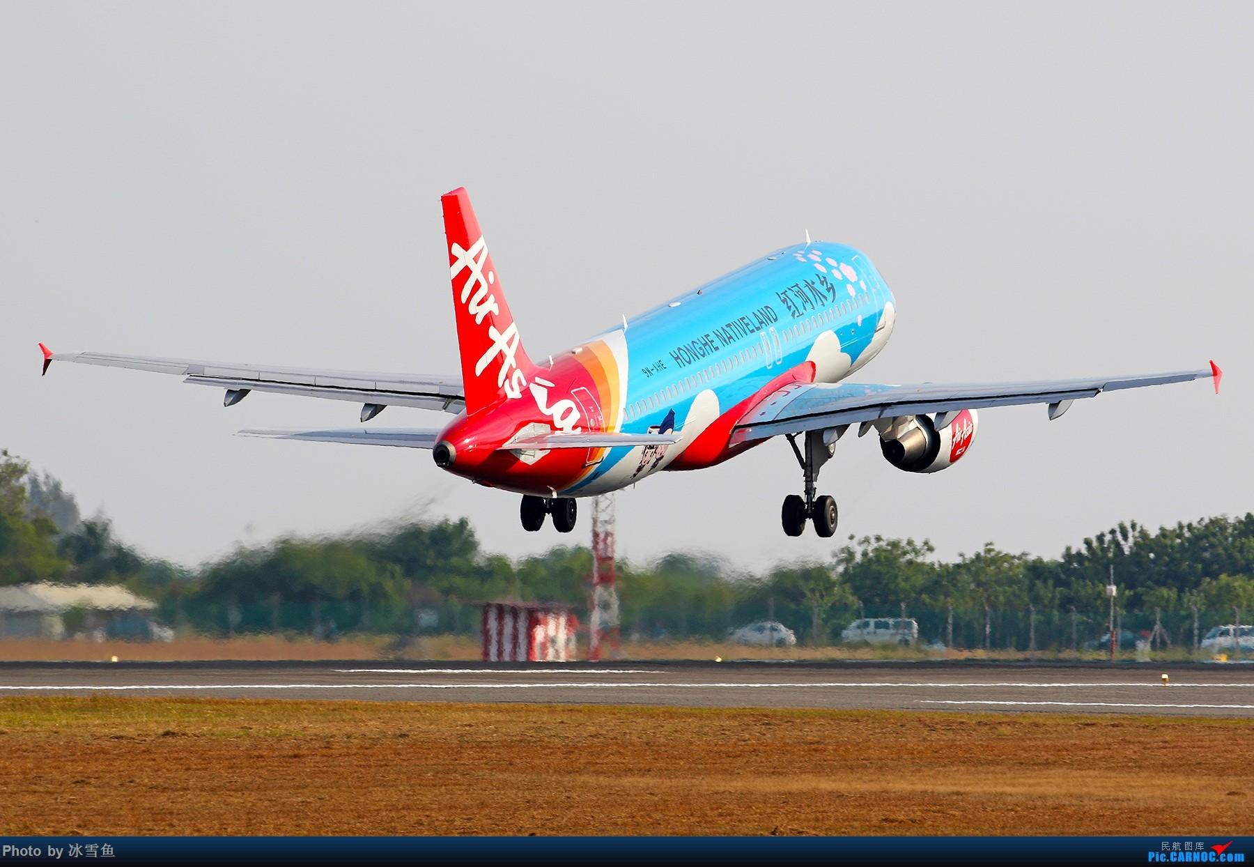 Re:[原创]【BLDDQ】长水组图 AIRBUS A320-200 9M-AHE 马来西亚浮罗交怡机场