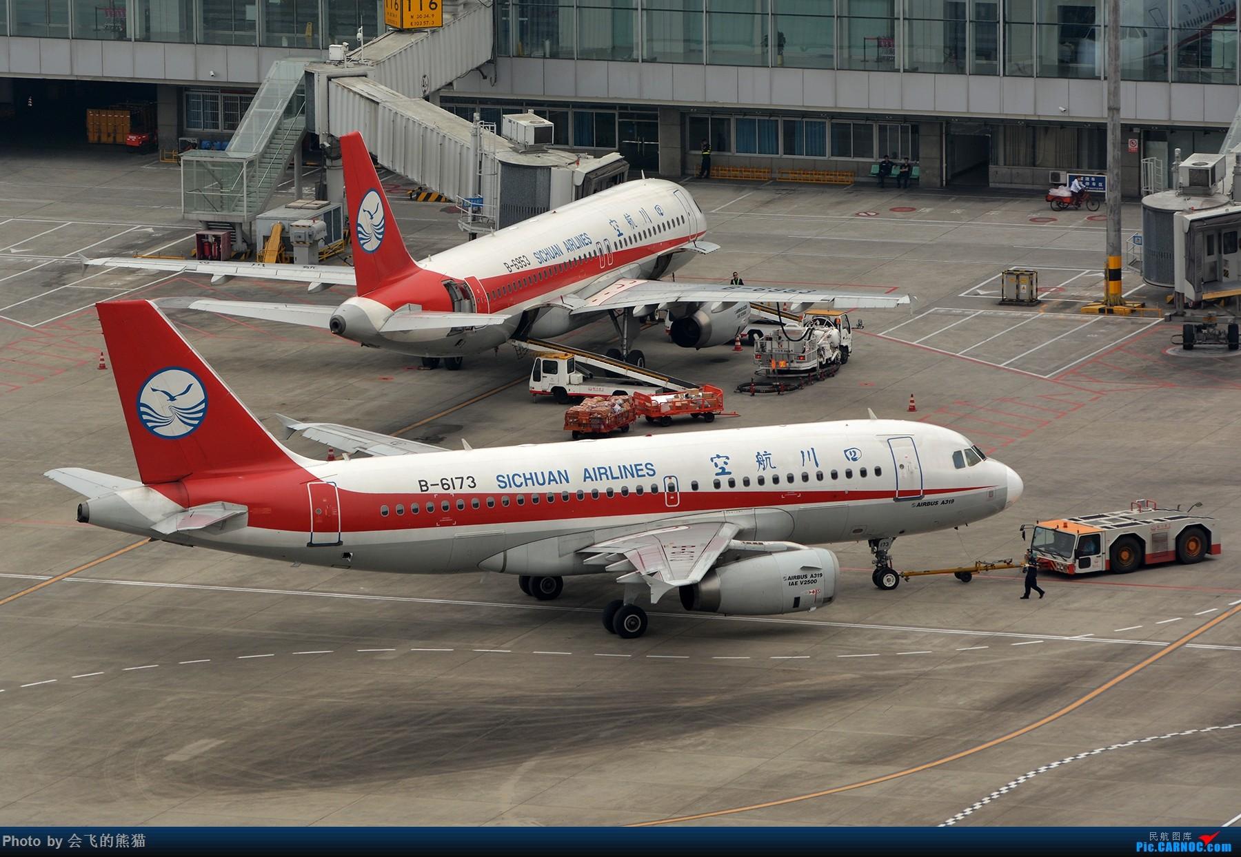 Re:[原创]勒是成都 AIRBUS A319-100 B-6173 中国成都双流国际机场